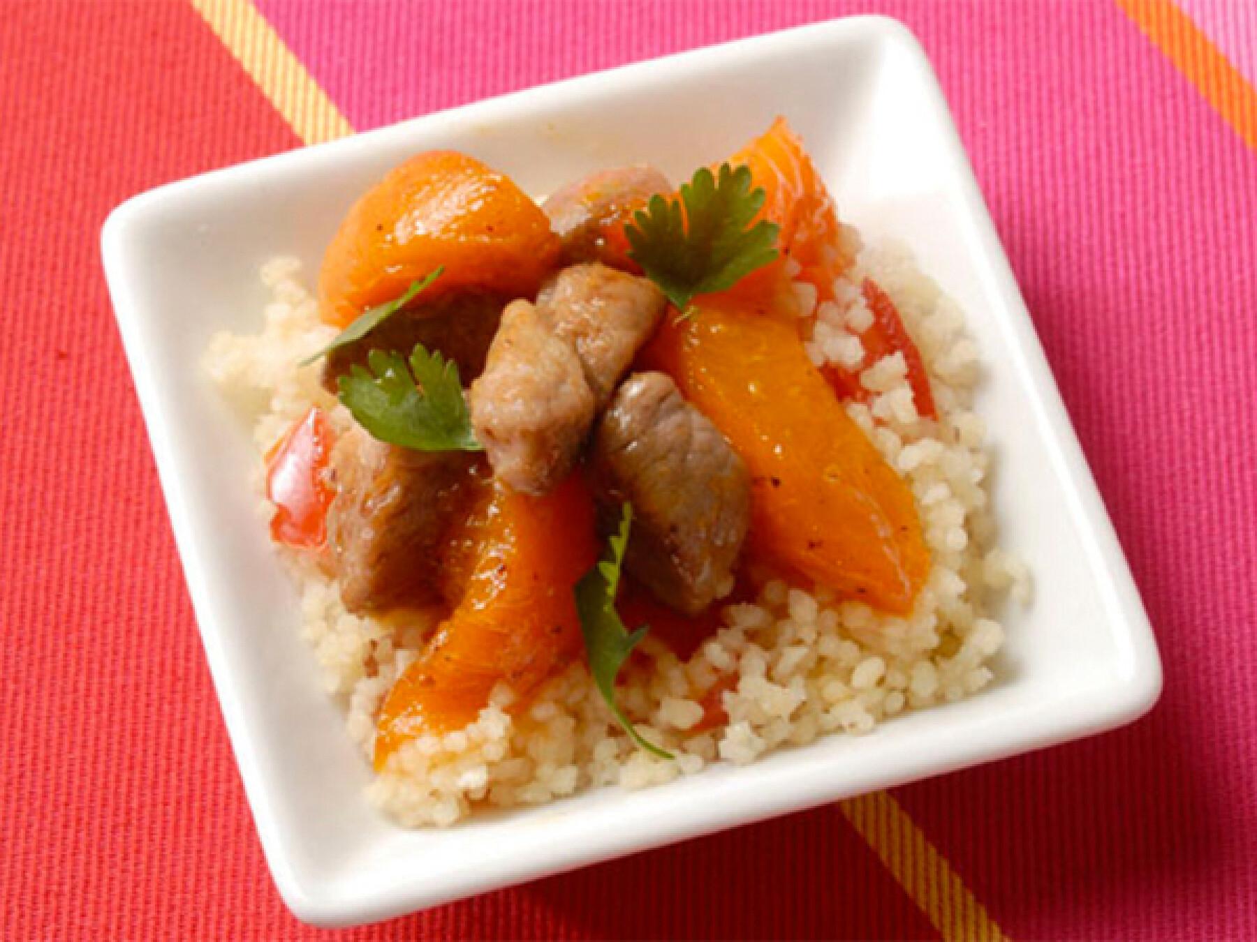 recettes bébé autour de l'abricot