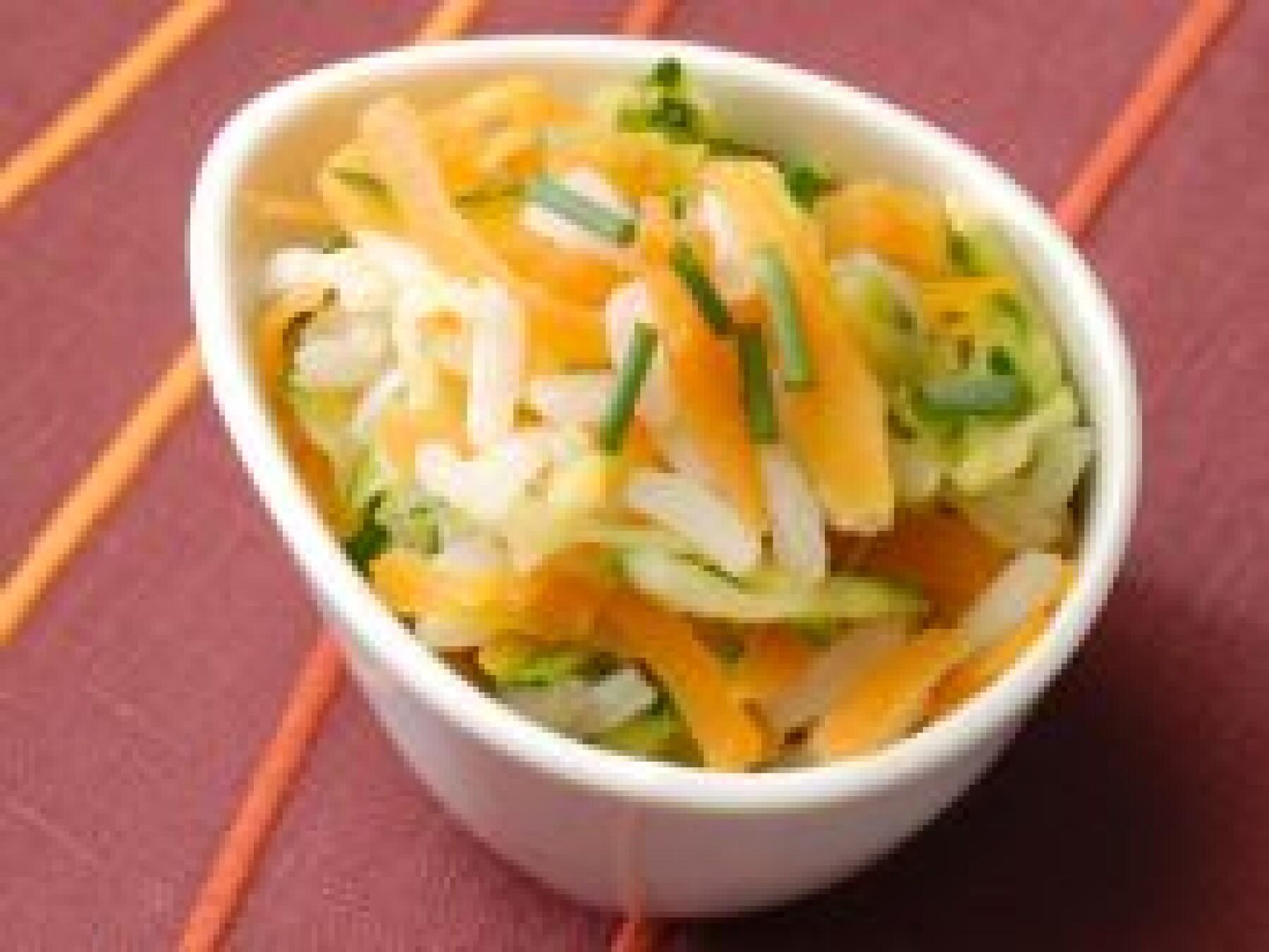 Riz aux légumes primeurs