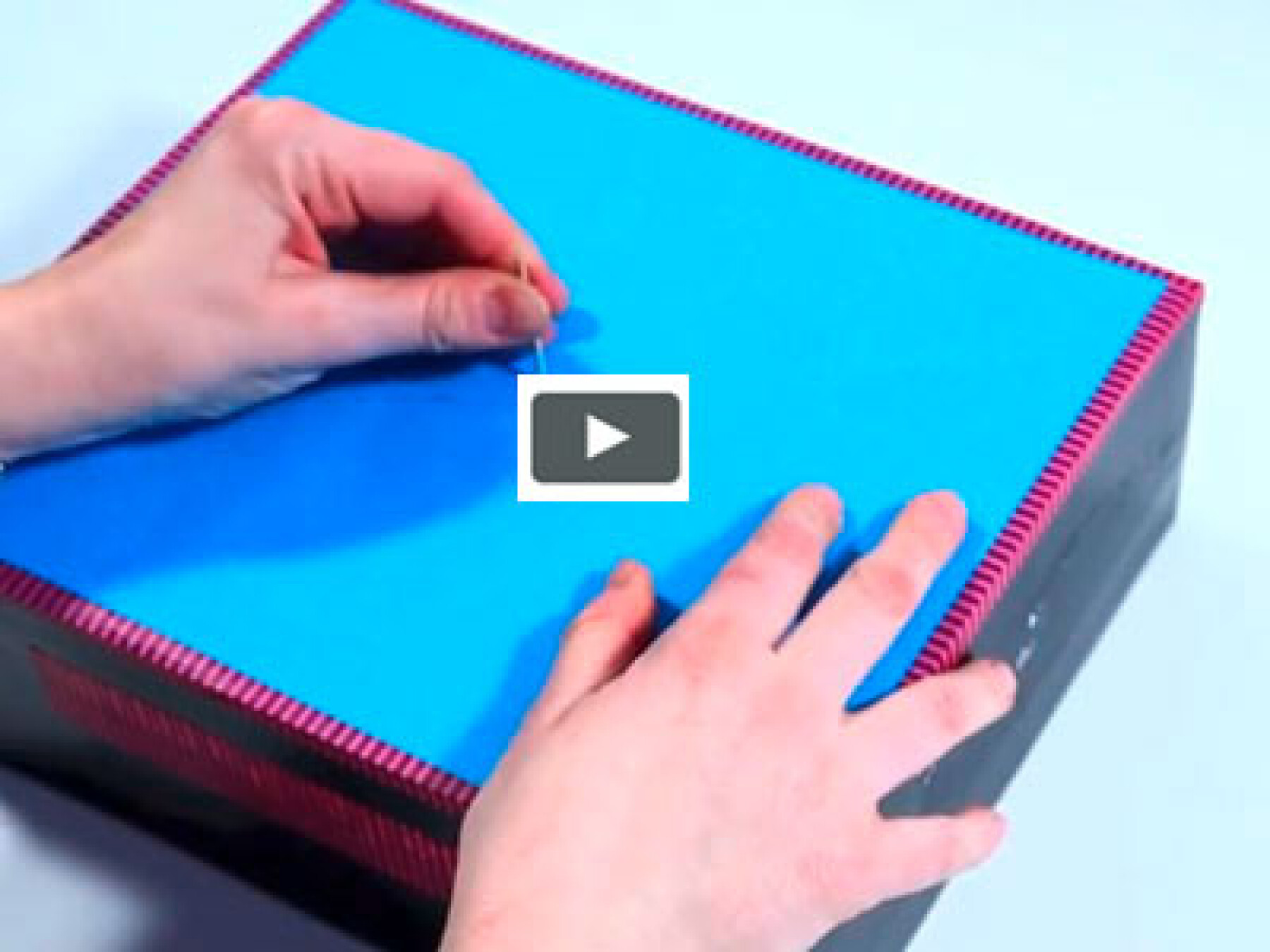vidéo bricolage boîte à éclipse solaire