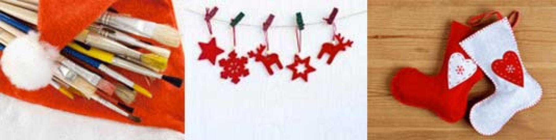 bricolages de fêtes