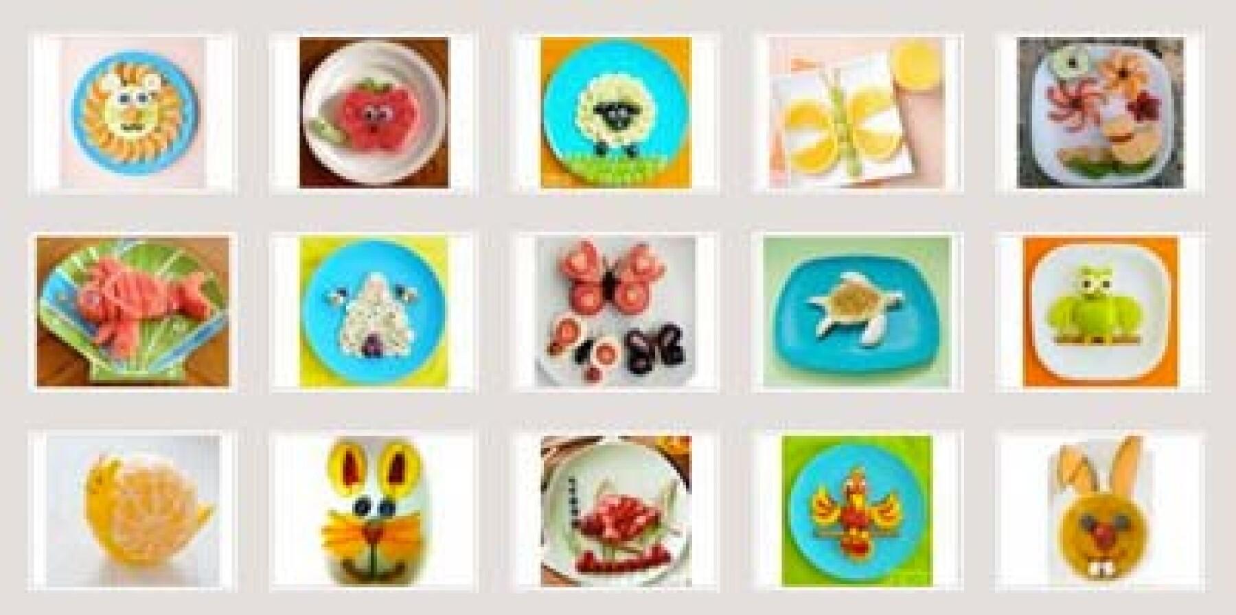 recettes rigolotes fruits