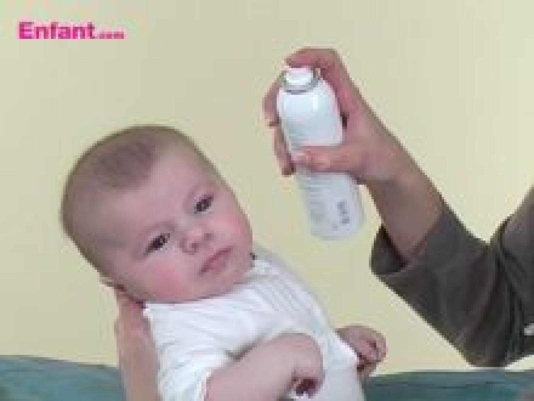 vidéo fièvre de bébé