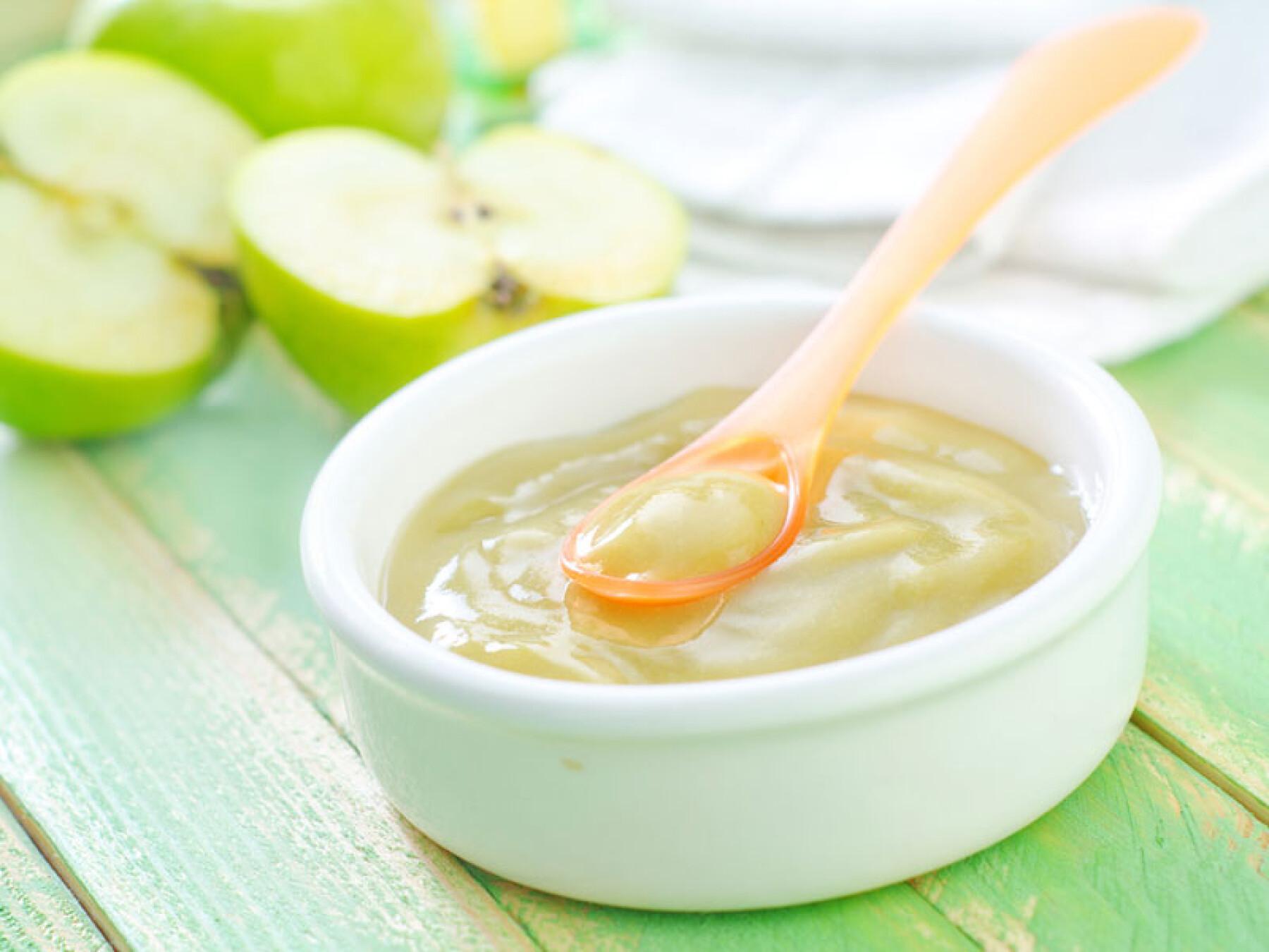 Compote pomme-poire