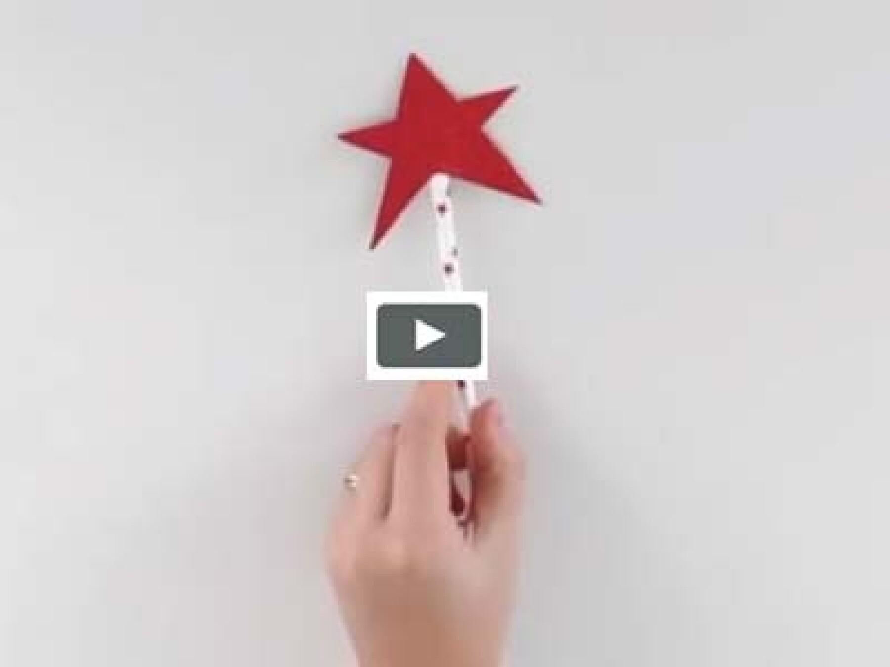 Bricolage baguette magique