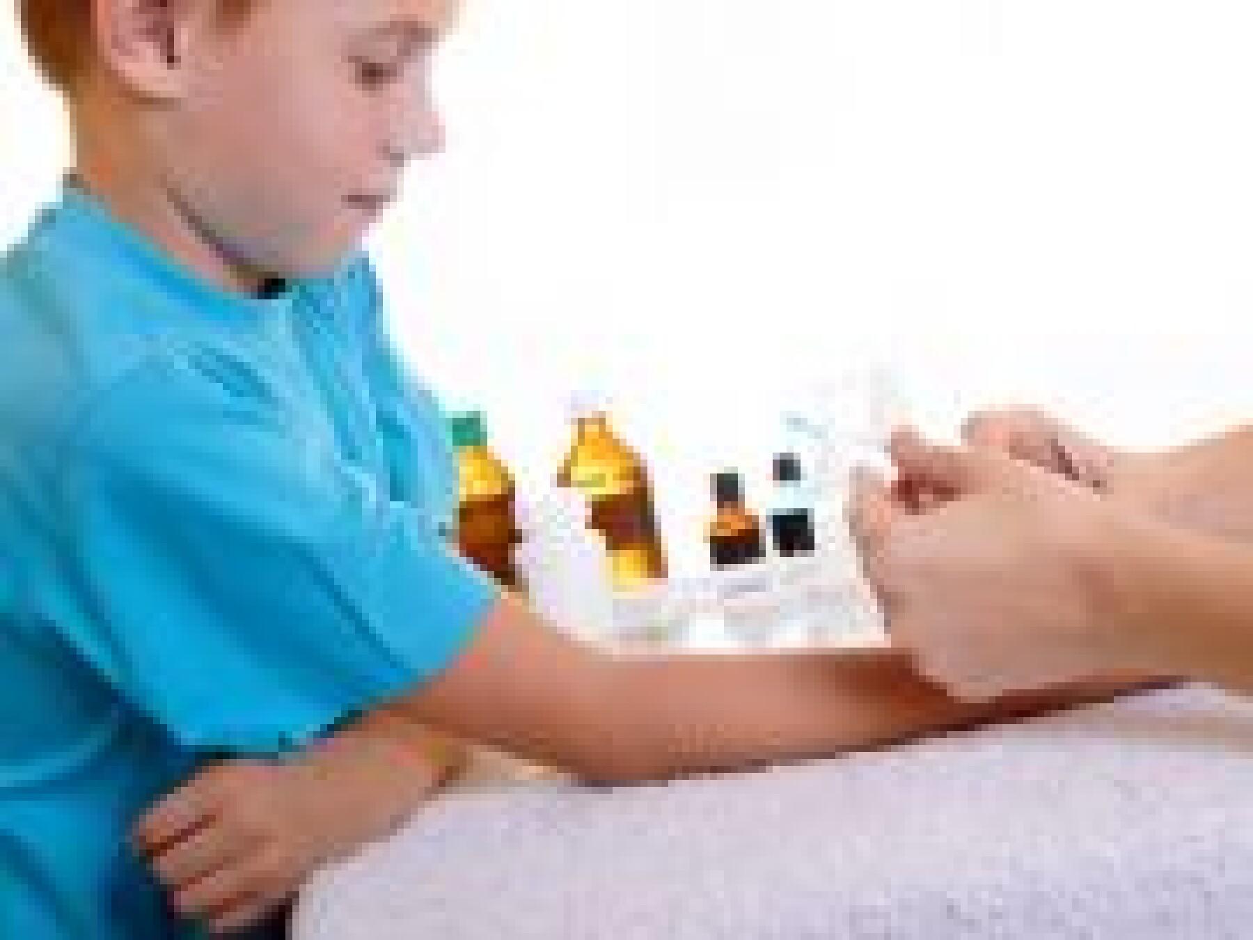 vaccins enfant