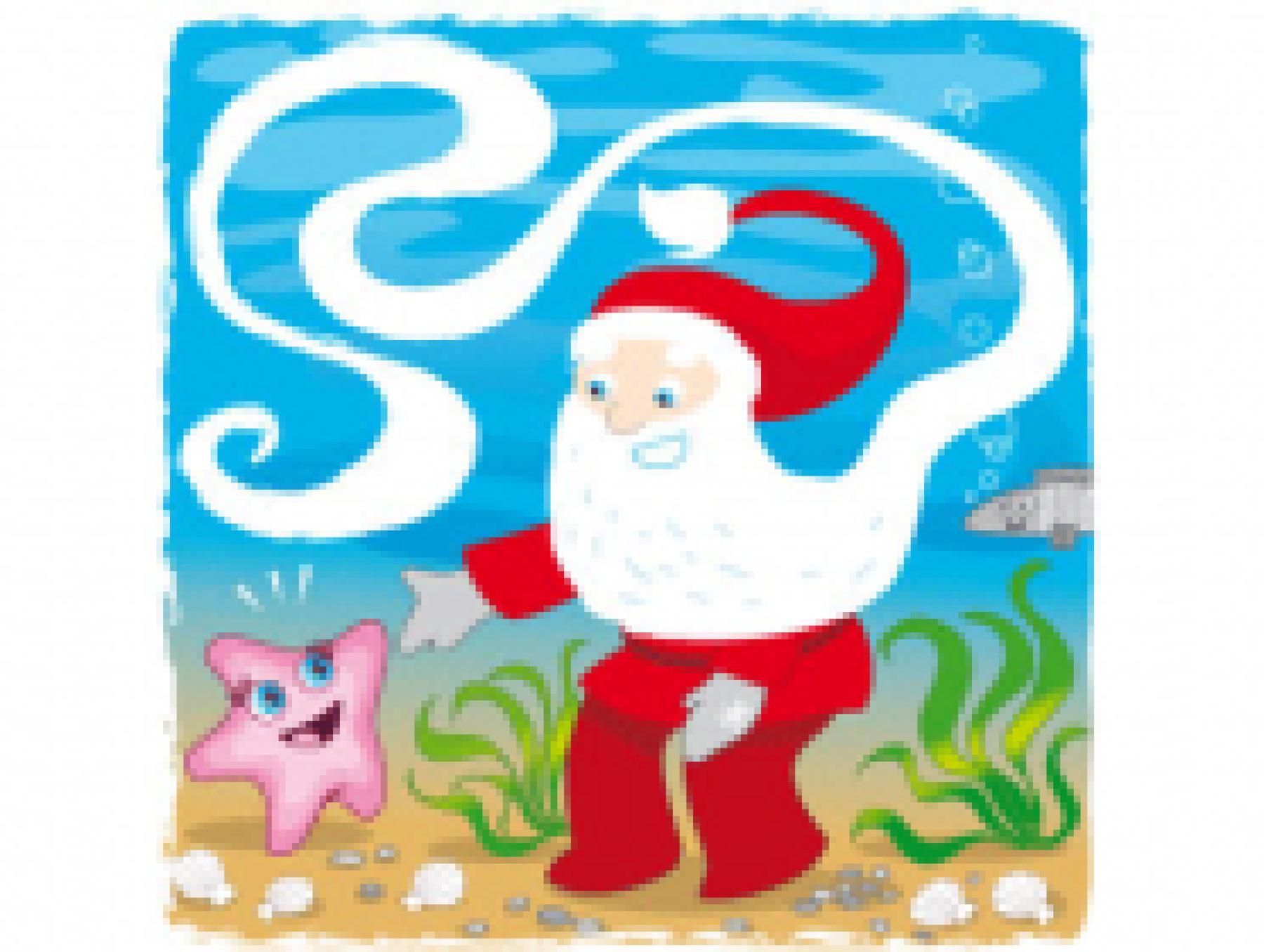 Le Noël de Claire l'étoile de mer