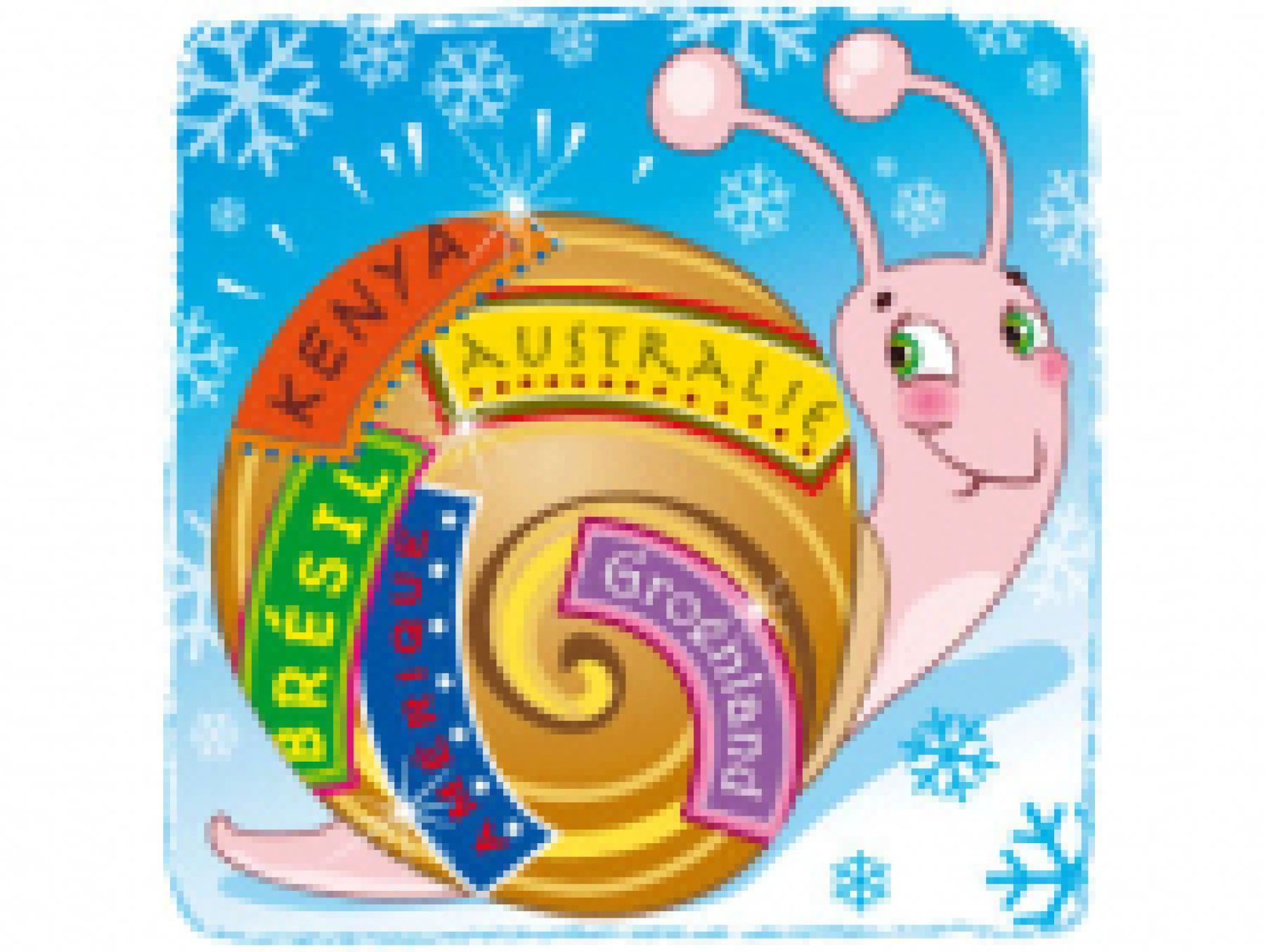 Le Noël de Manolo l'escargot