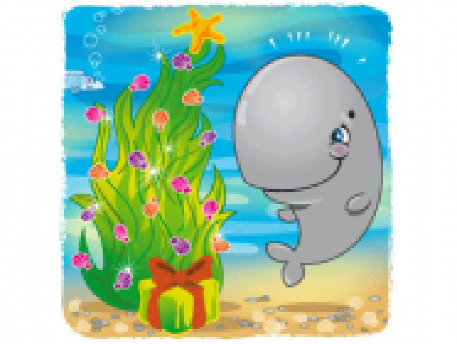 Le Noël de Pablo le baleineau