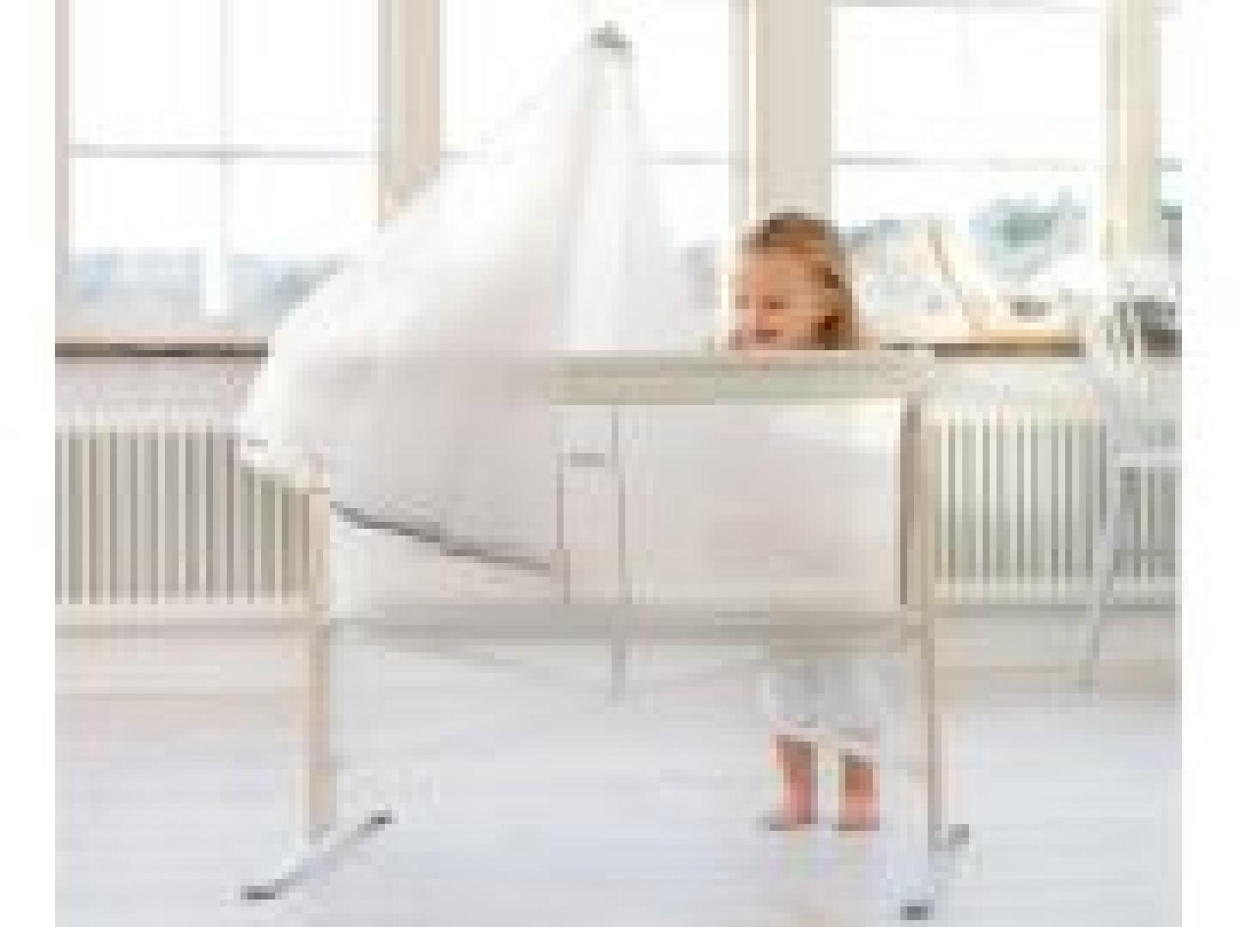 Lit de bébé : le coucher en toute sécurité