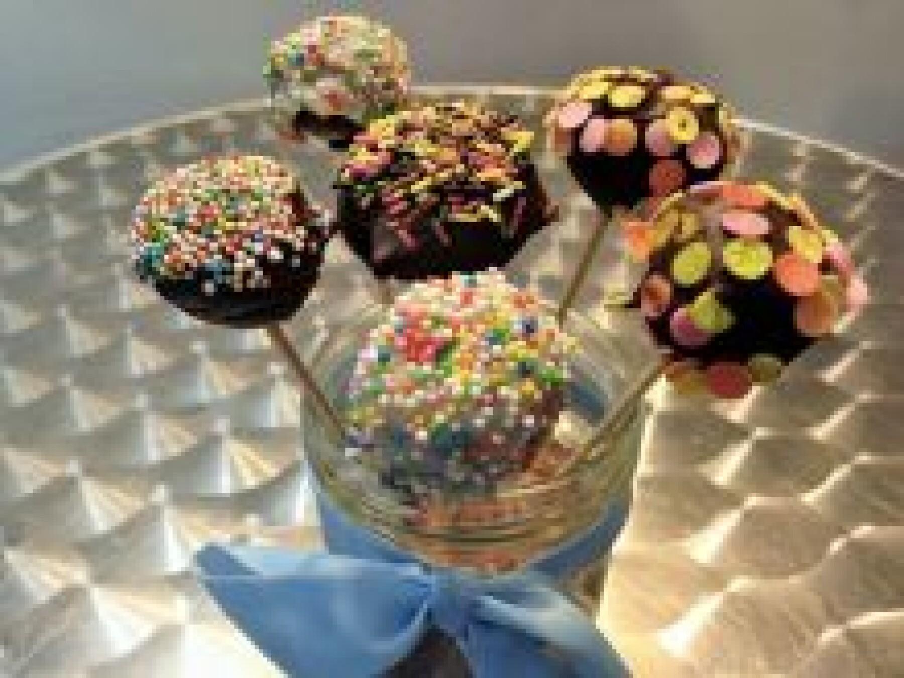 Les cakes pop