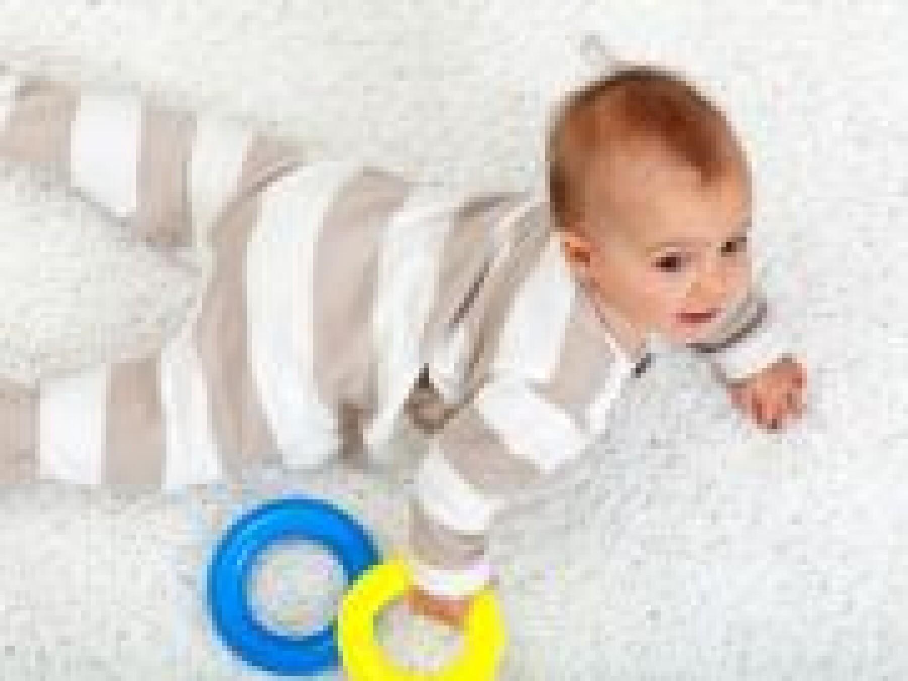 bébé et marche