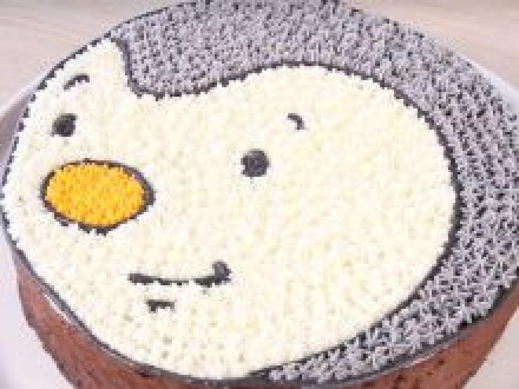 Le gâteau Tchoupi