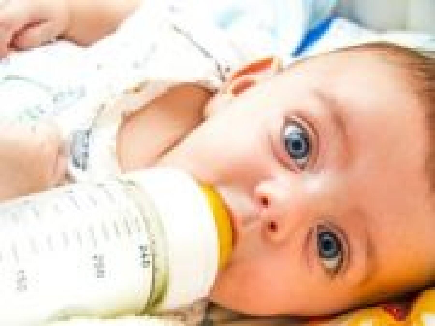 Comment sevrer bébé en douceur