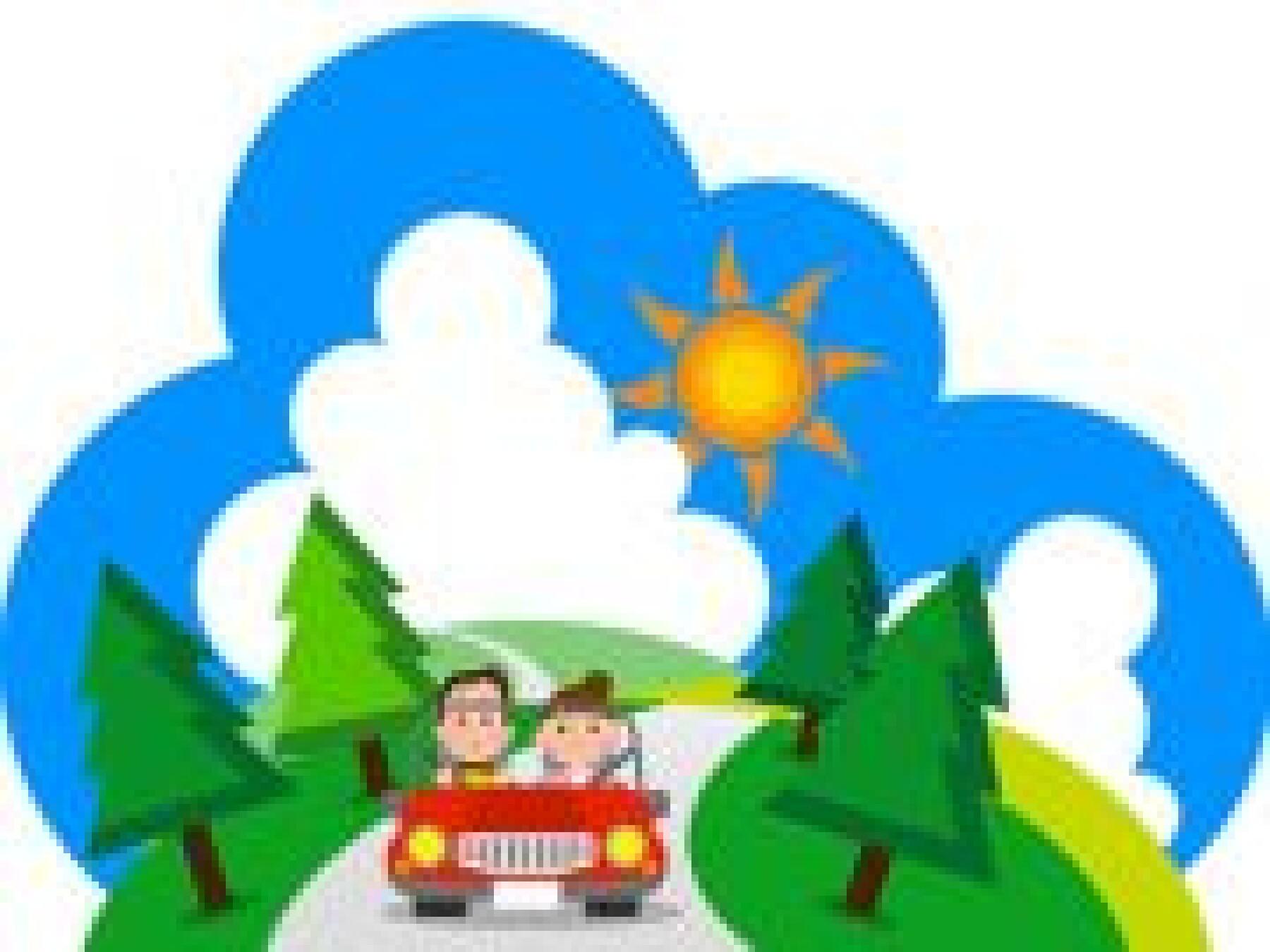 En voiture, les enfants !