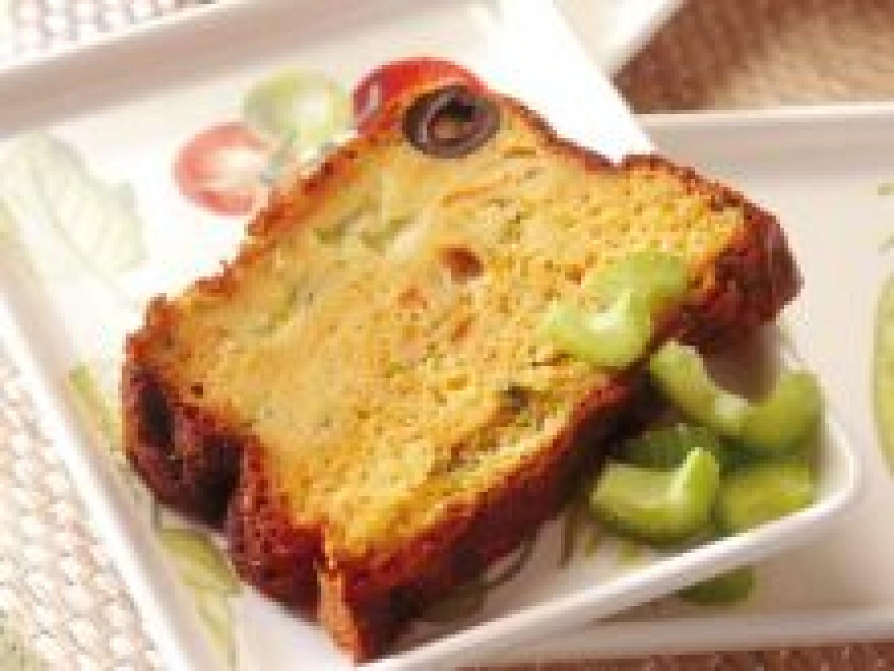 cake aux légumess