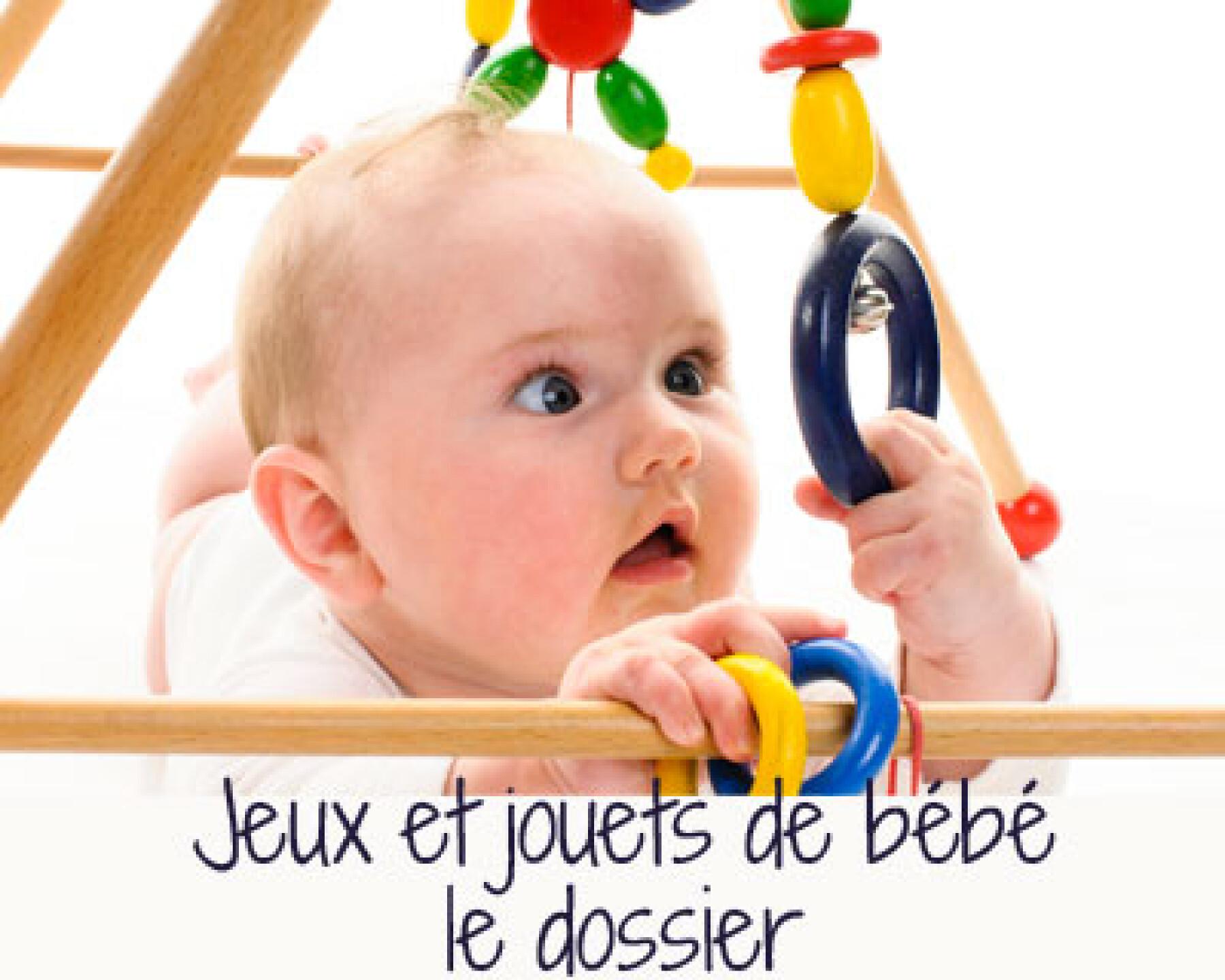 jeux et jouets bébé dossier