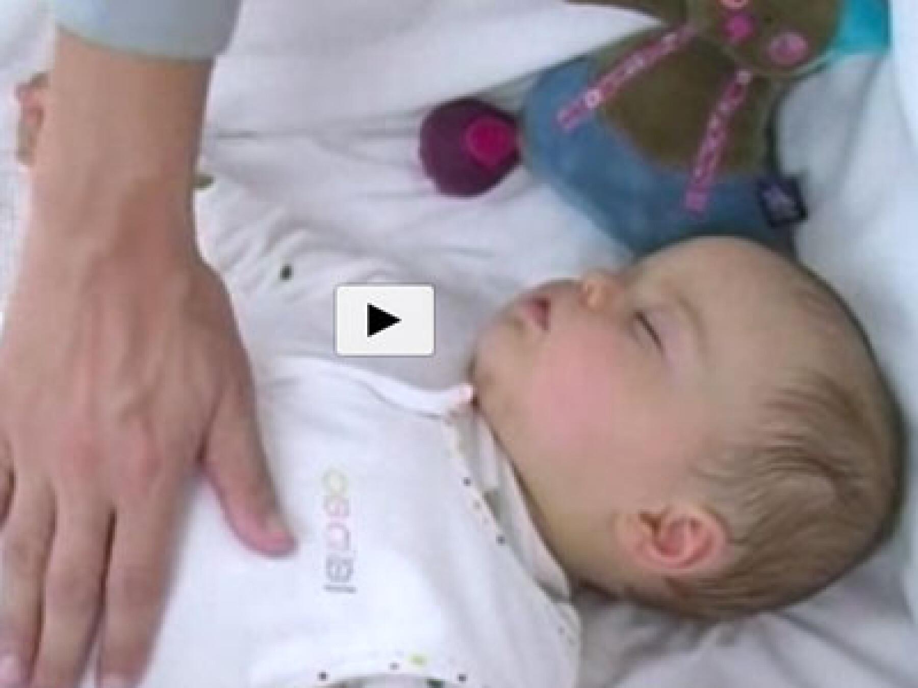 vidéo coucher bébé