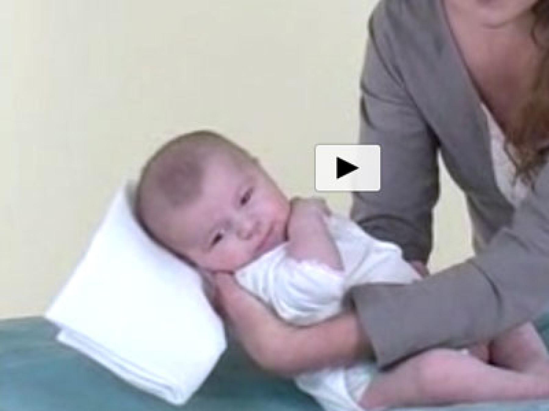 vidéo fièvre bébé