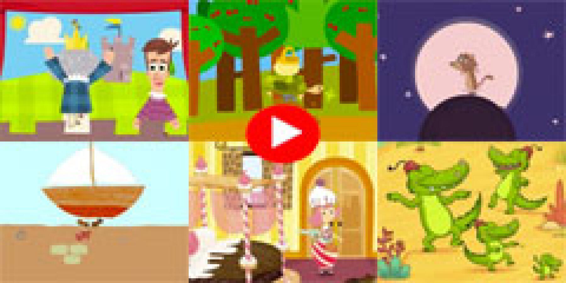 vidéos comptines Toupie