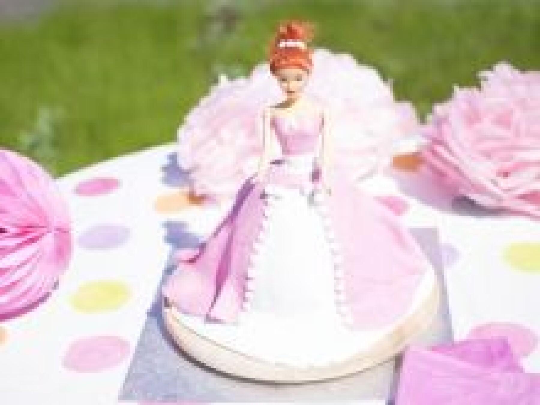 Le gâteau Princesse