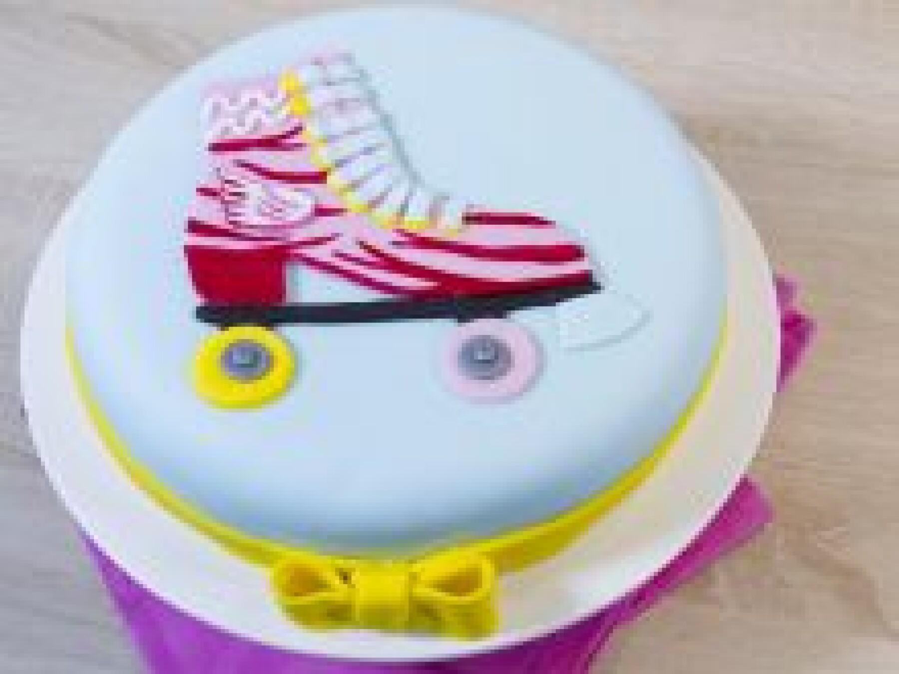 Le gâteau Soy Luna