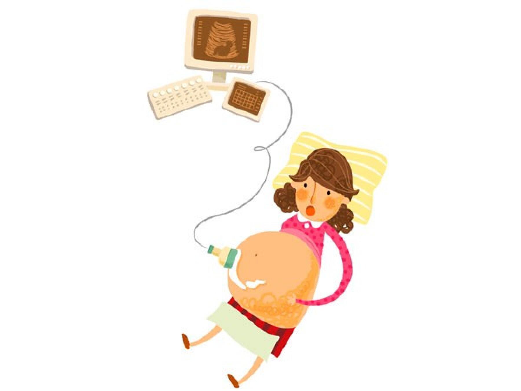 10 choses cachées de la grossesse