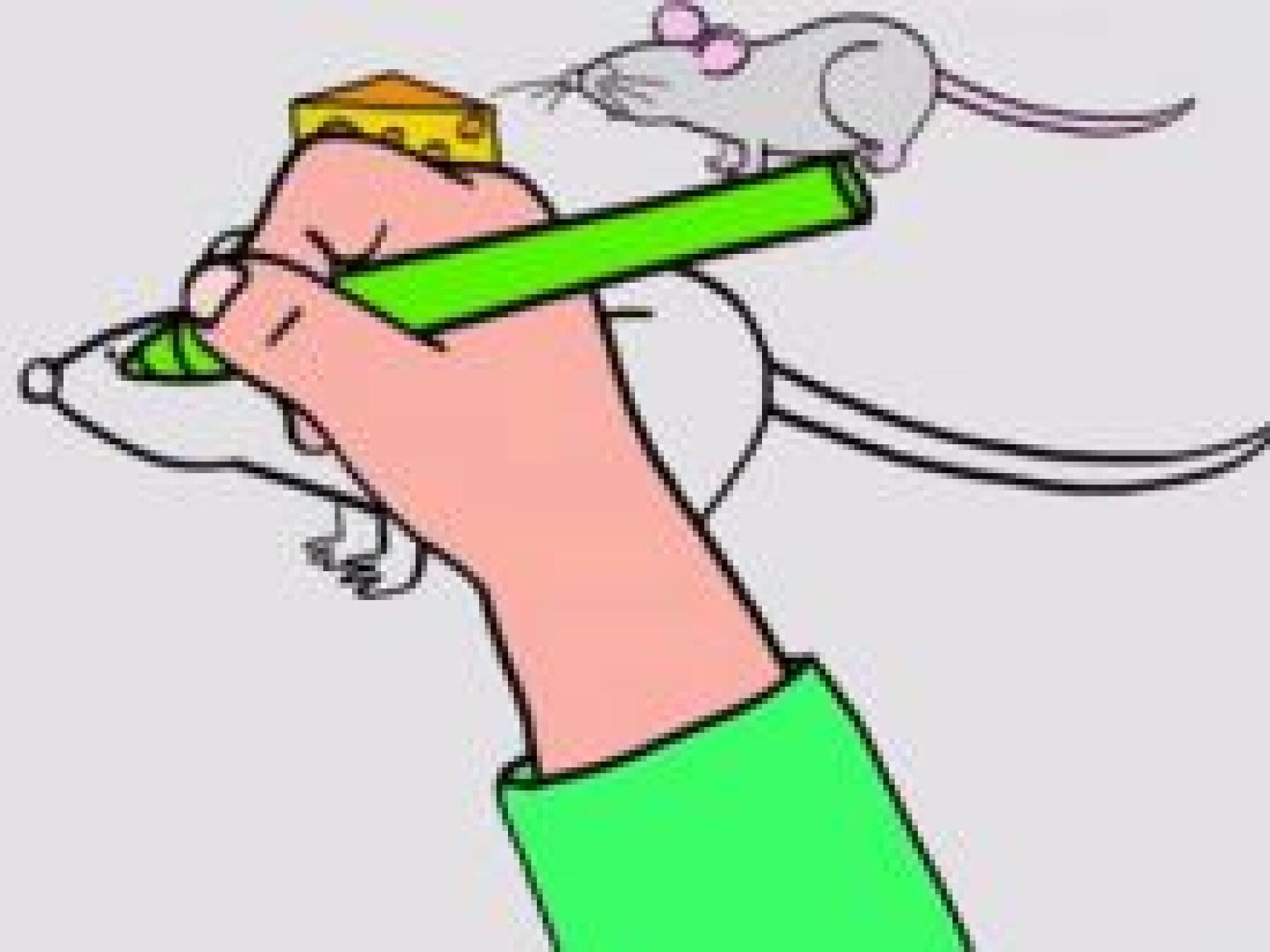 Dessiner une souris
