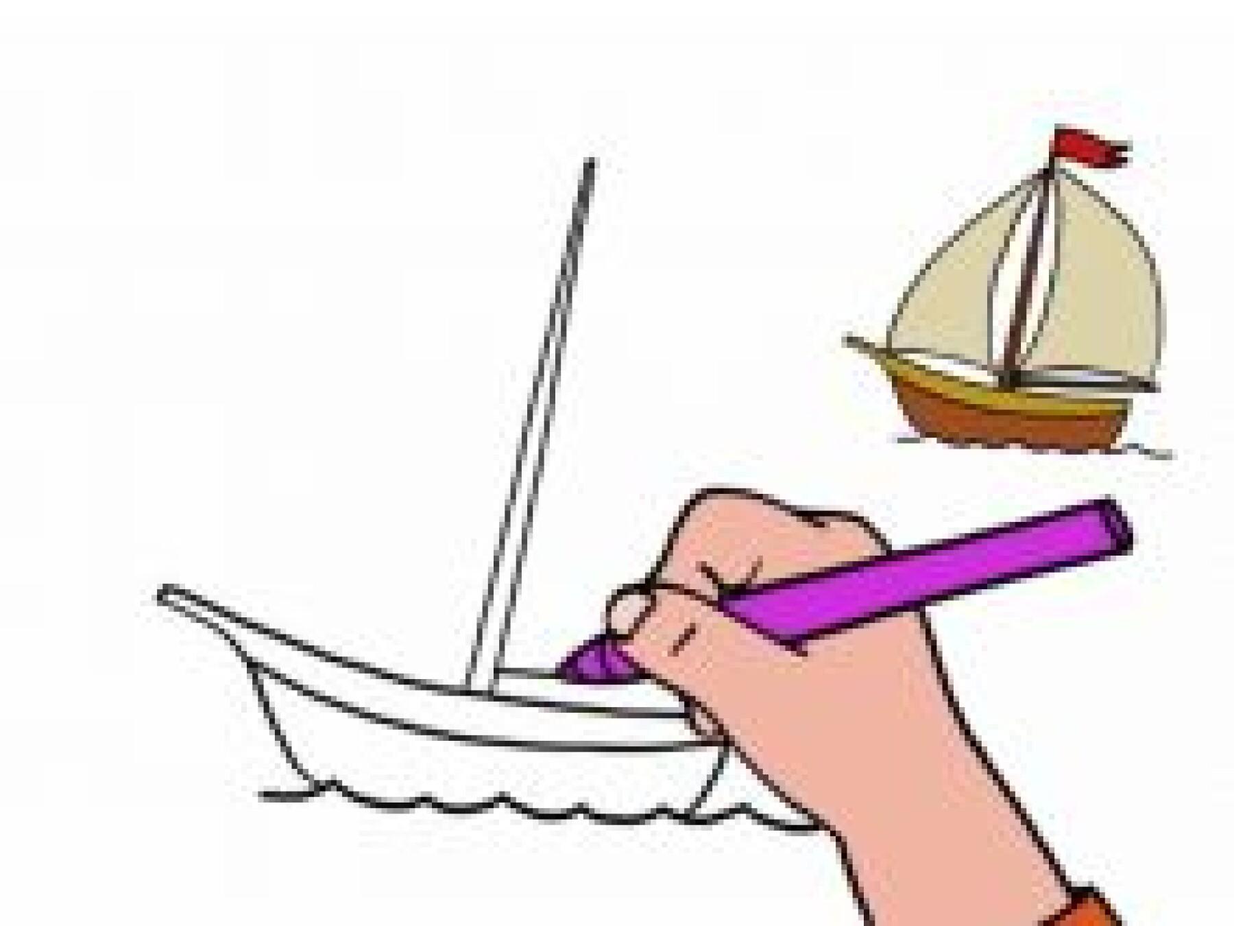 Dessiner un bateau