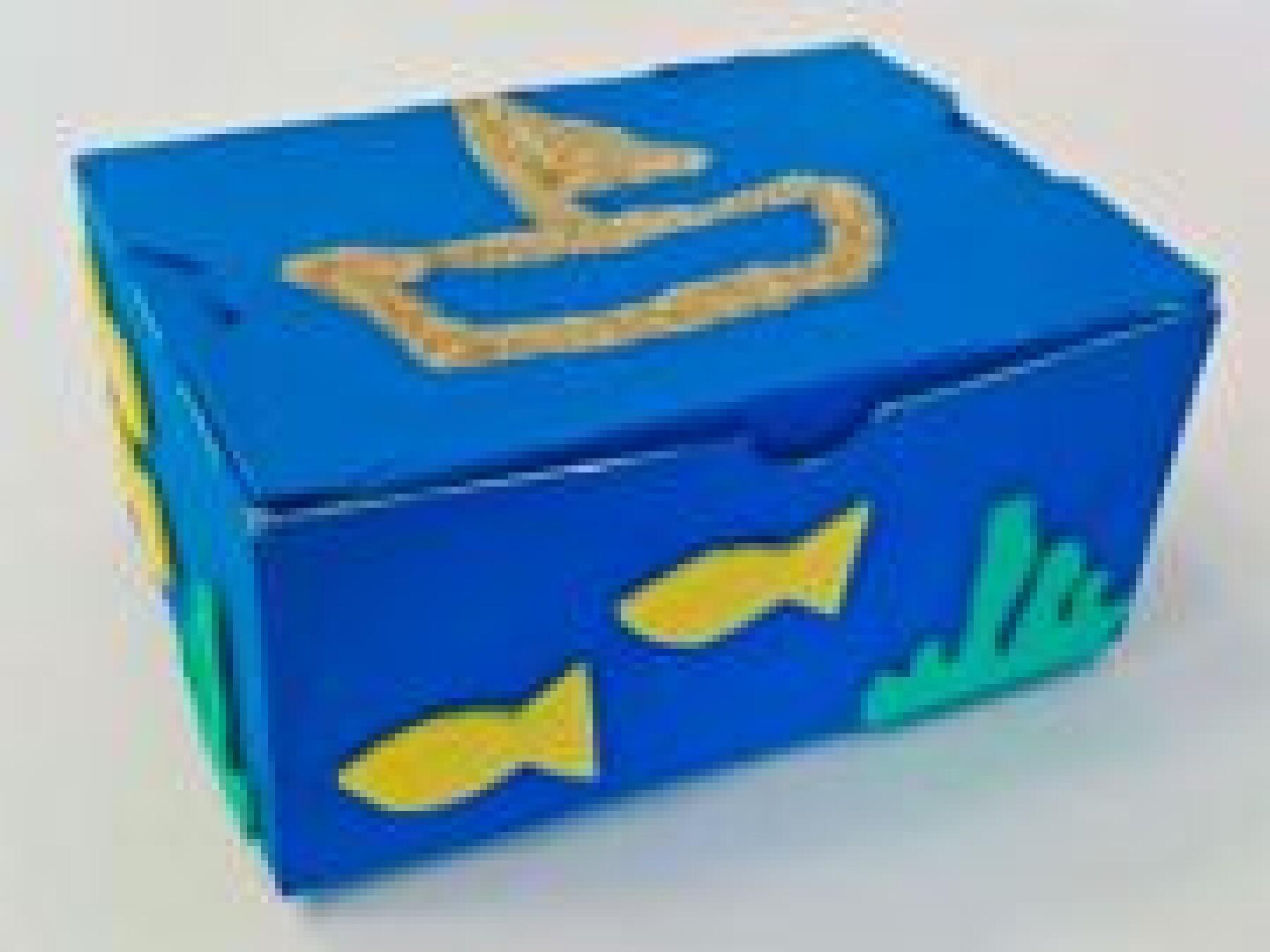 La boîte à coquillages