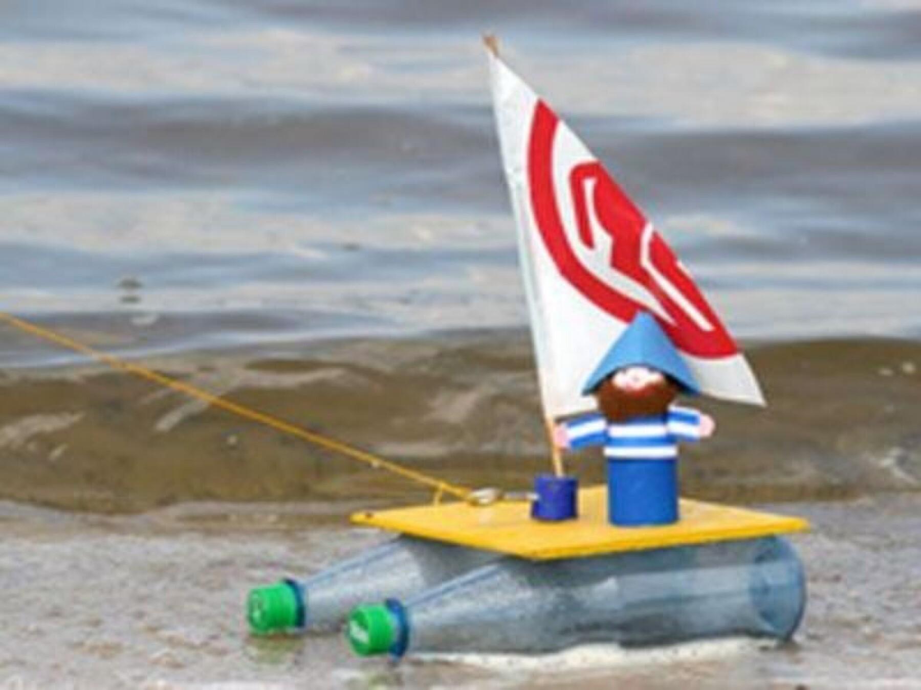 Le catamaran et son capitaine