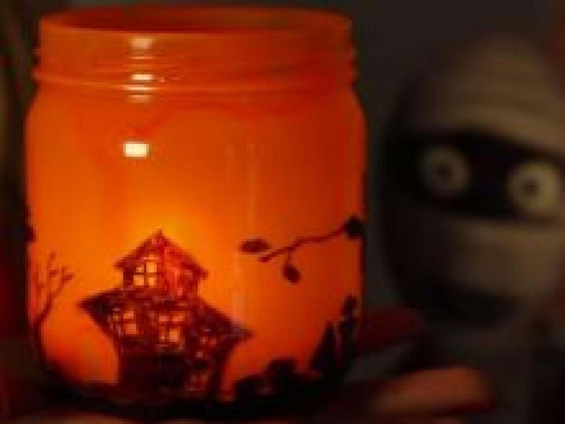 Lanterne enchantée