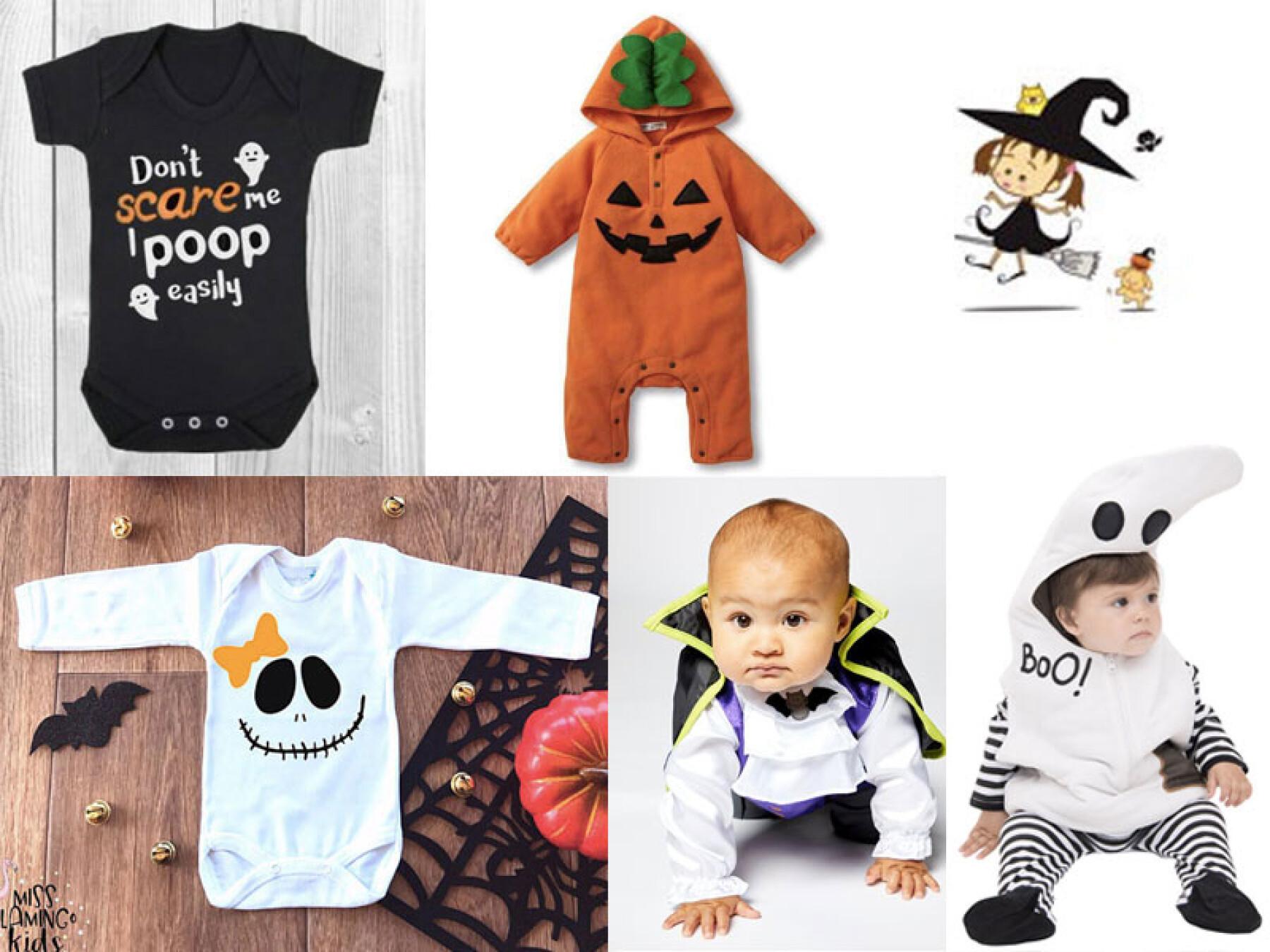 shopping bébé halloween