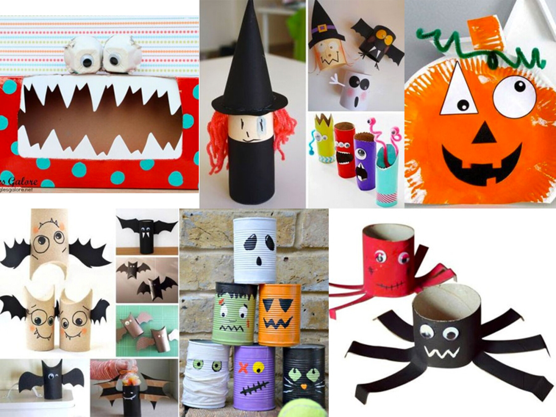 bricolages halloween pinterest