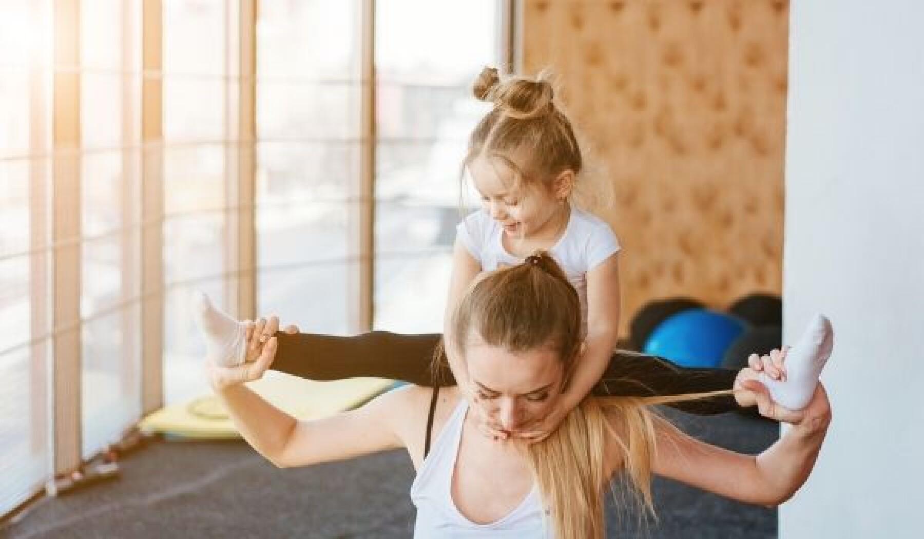 Gym à la maison avec les réseaux sociaux