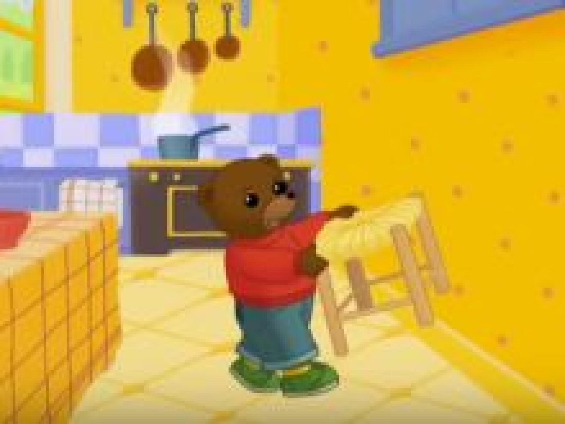 Petit Ours Brun a des malheurs