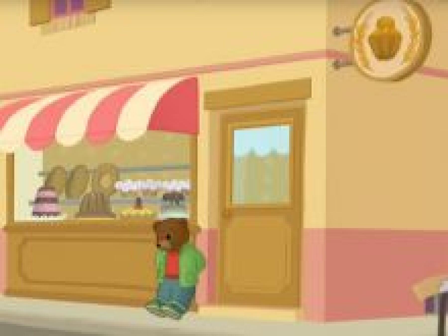 Petit Ours Brun veut un gâteau