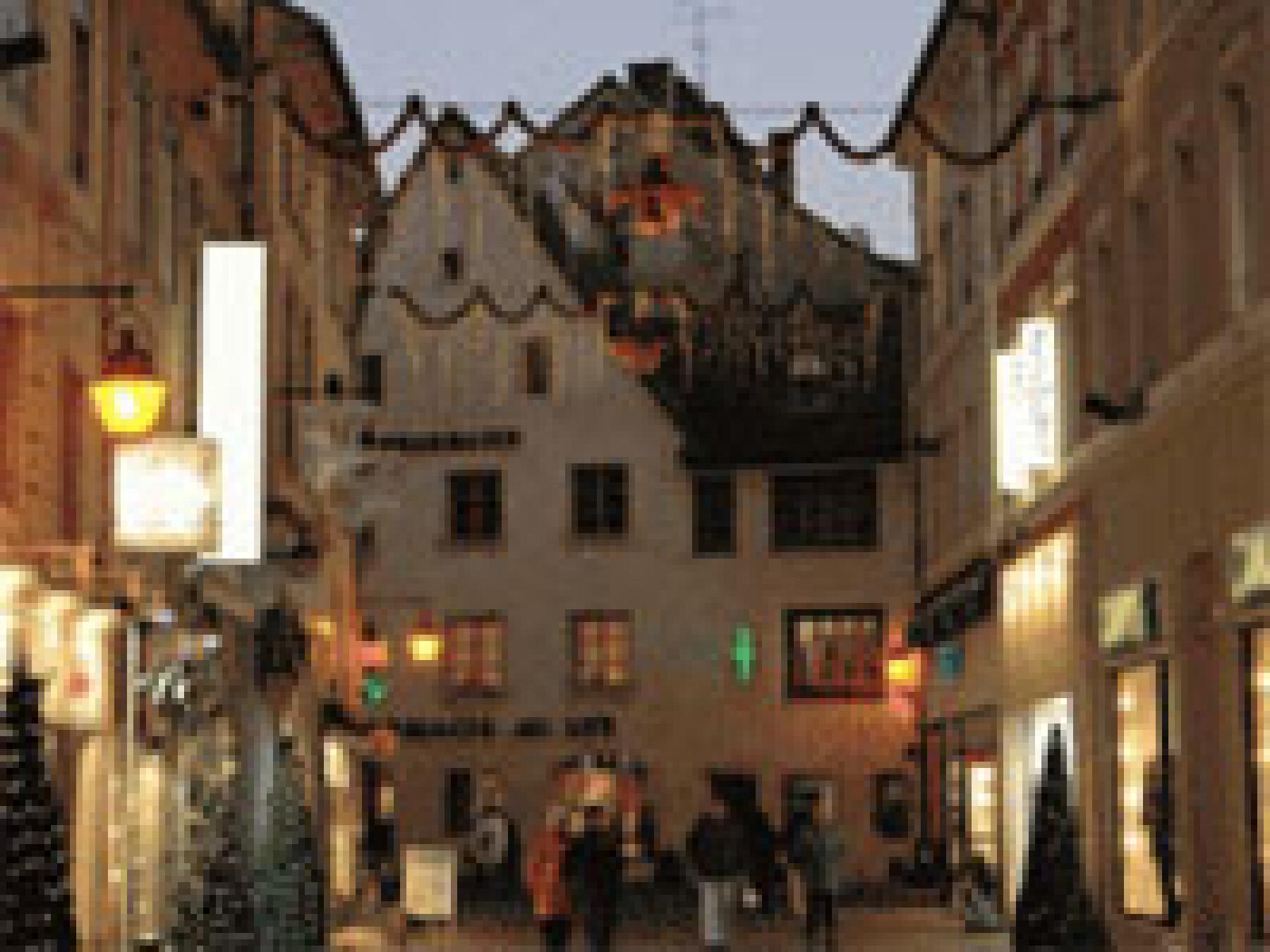 Les Etoffes de Noël de Mulhouse