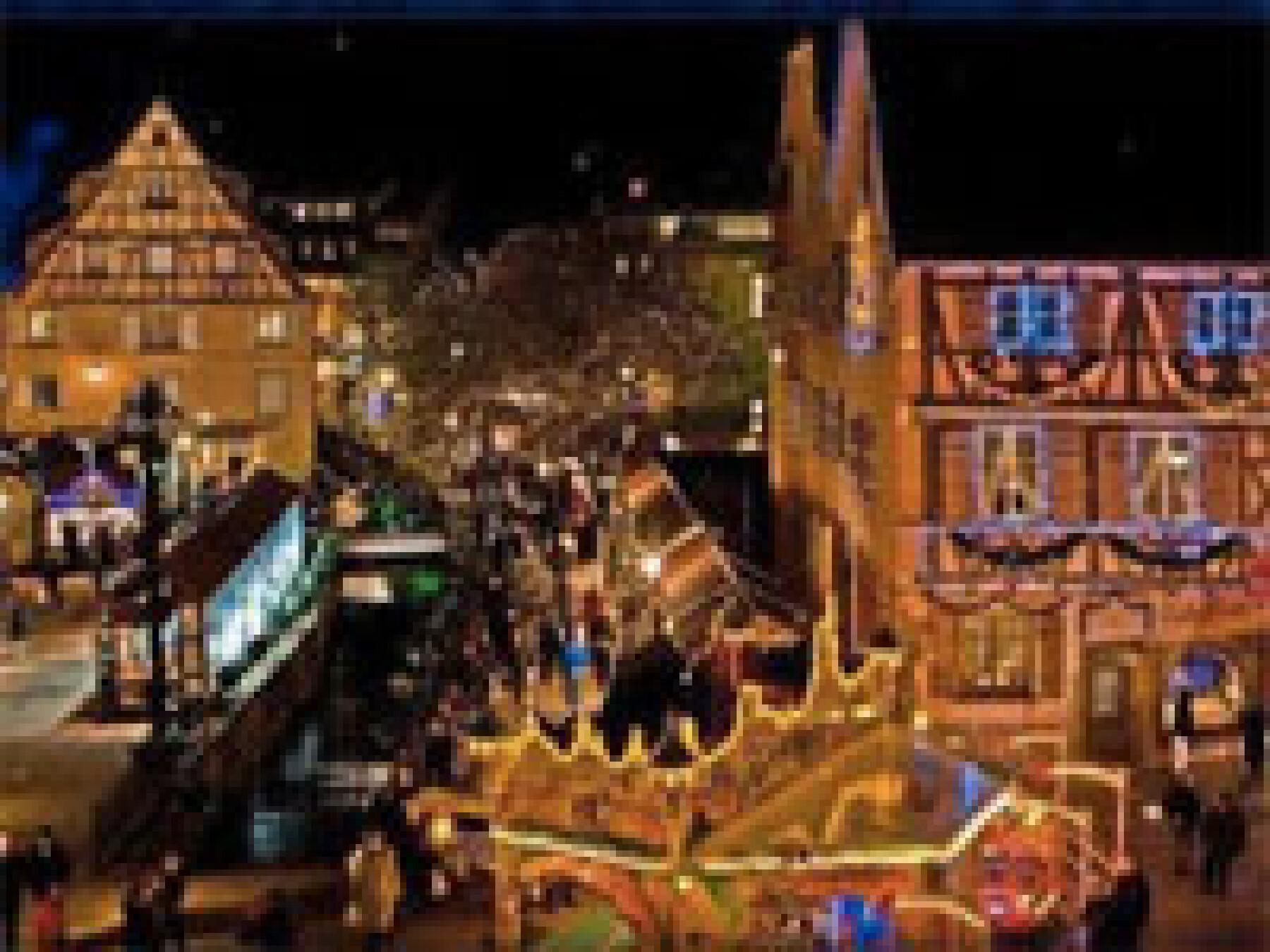 Marchés de Noël de Colmar