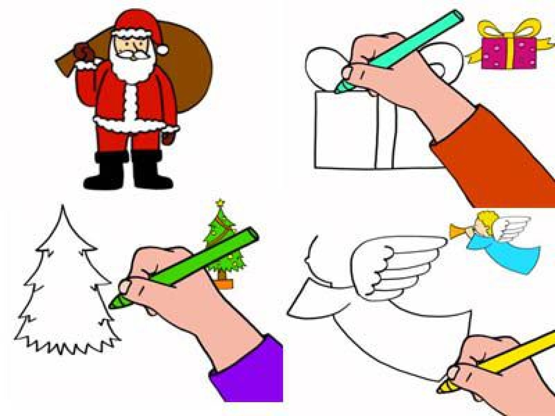 dessins Noël