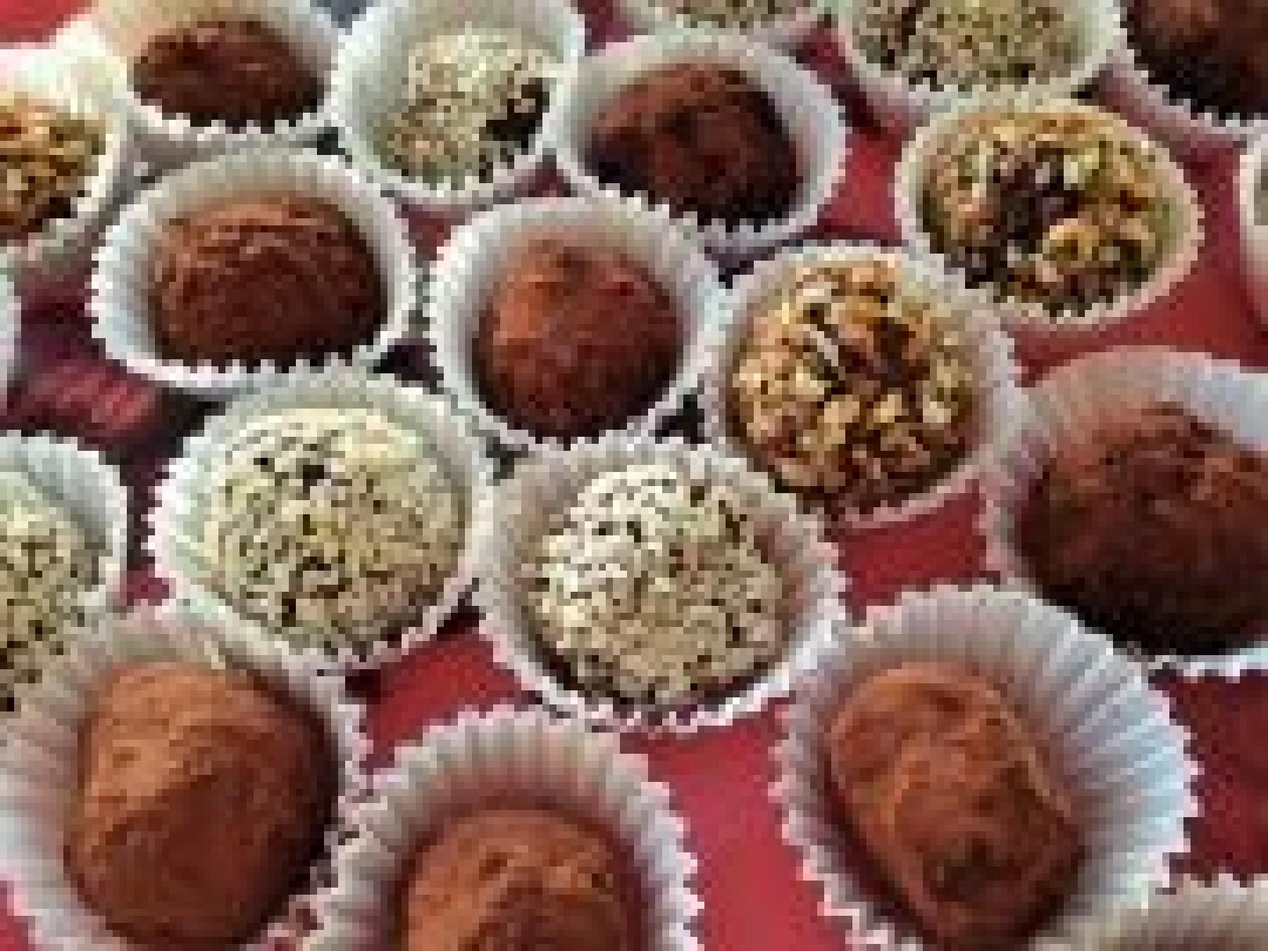 Recette : les truffes au chocolat