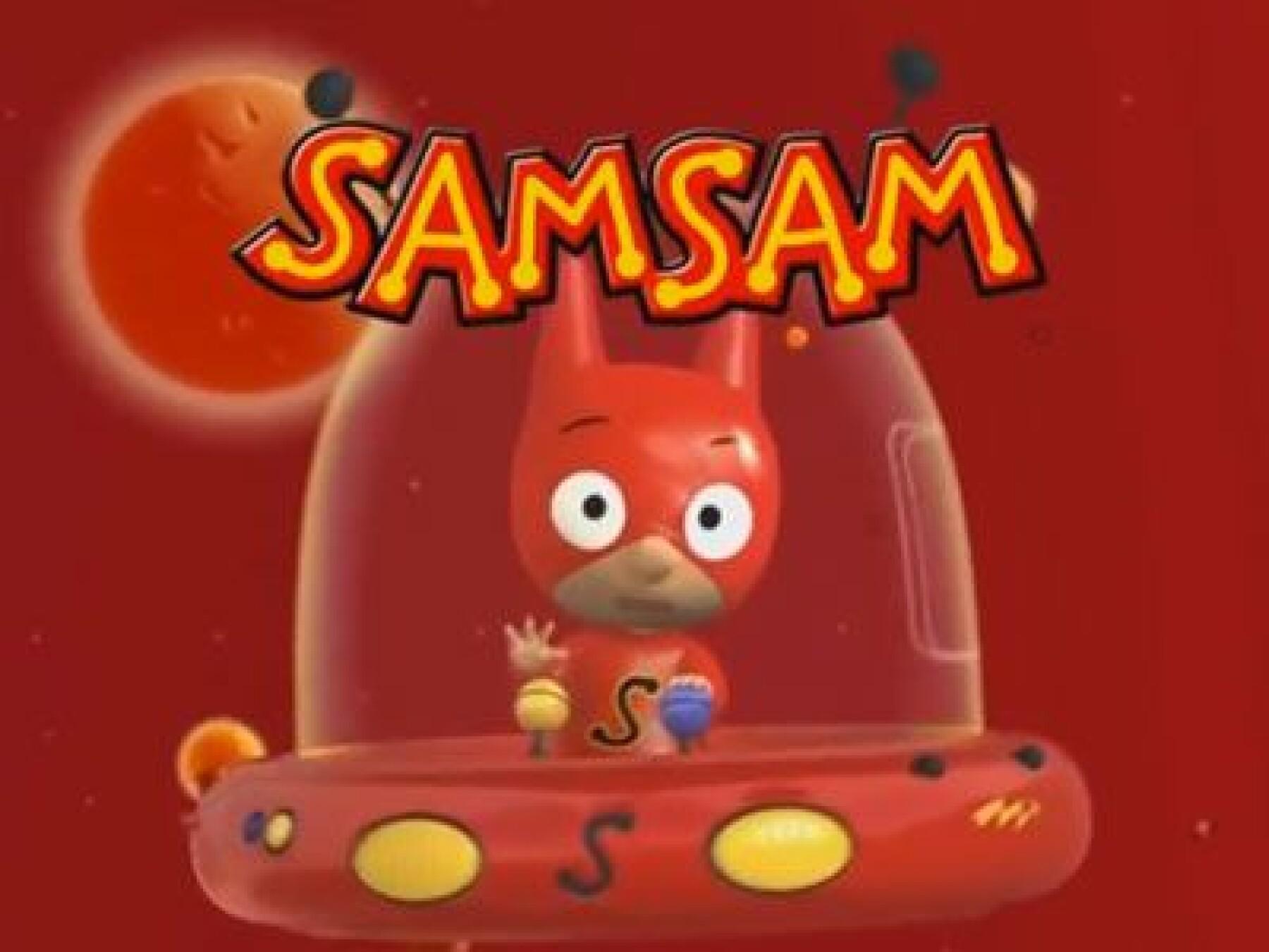 10 histoires de Samsam en vidéo