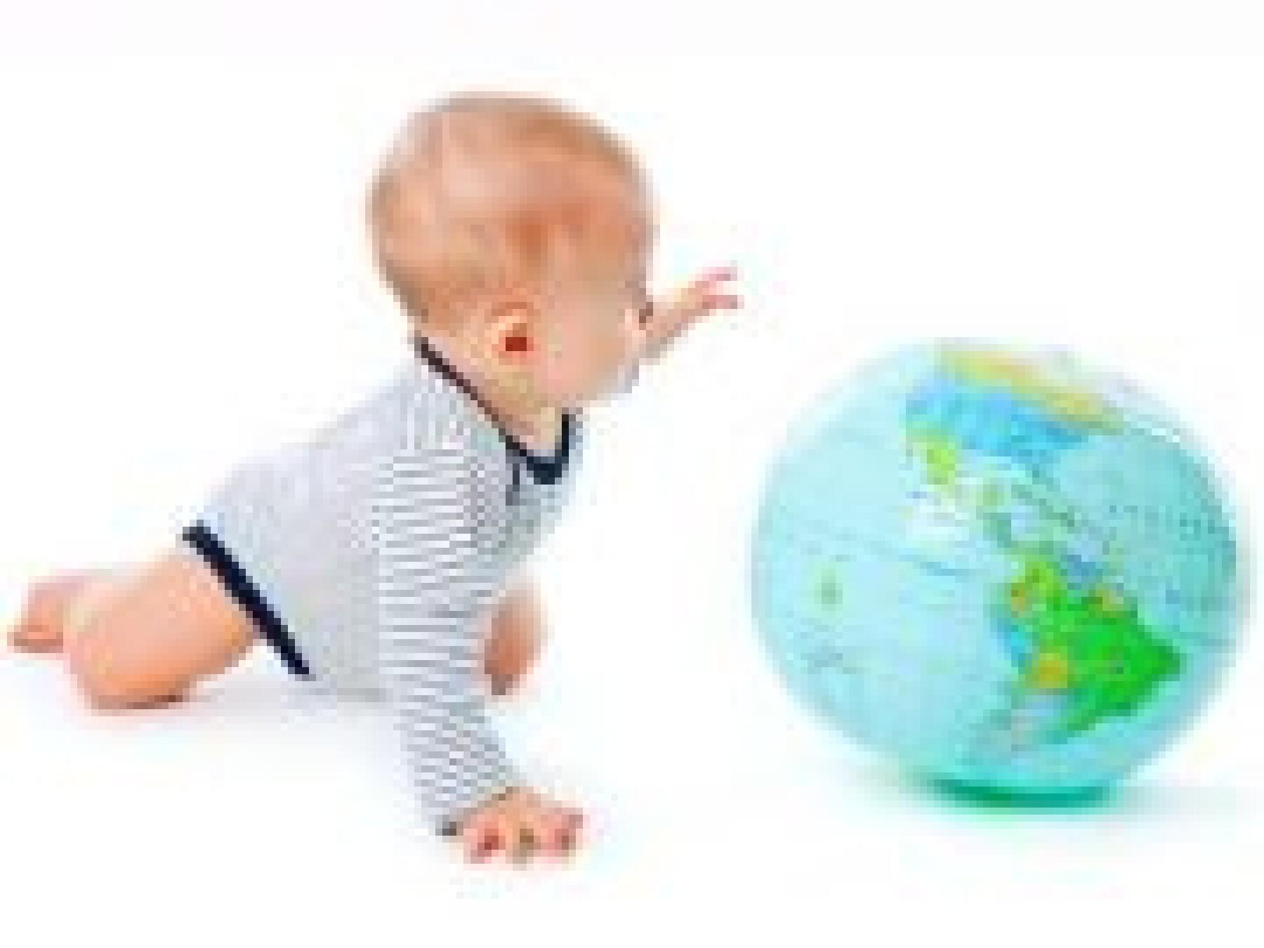 Prénoms globe-trotters