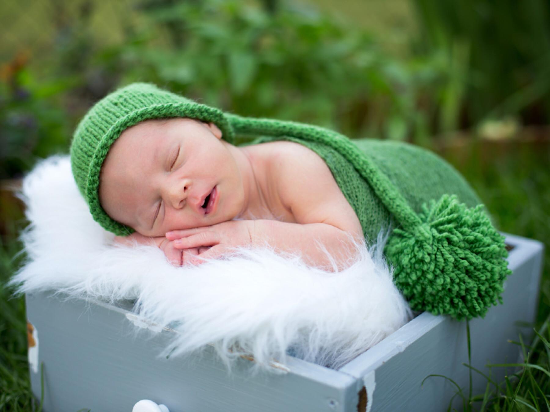 prénoms bio pour bébé nature