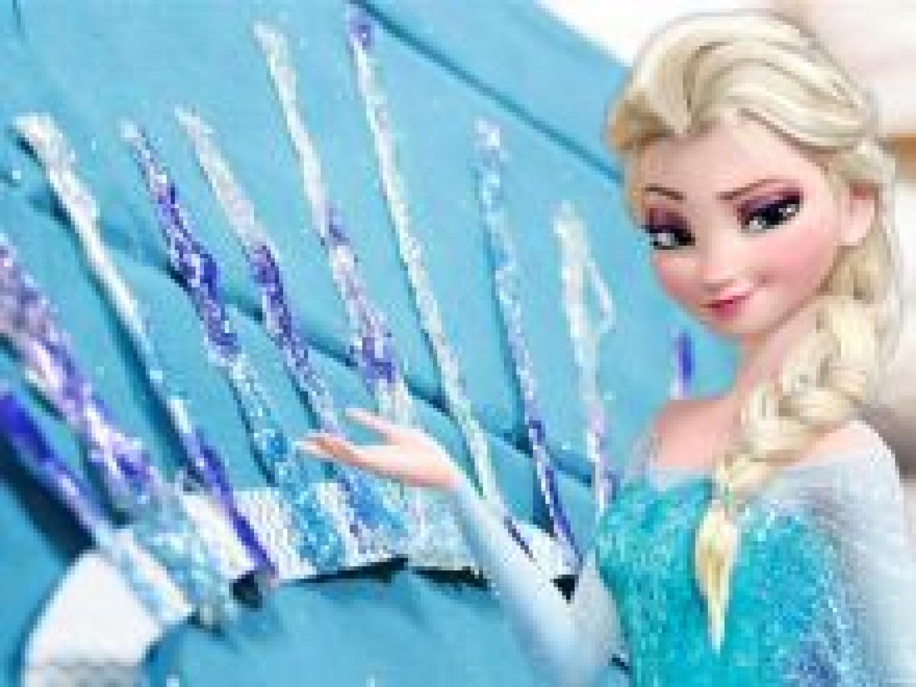 La couronne d'Elsa