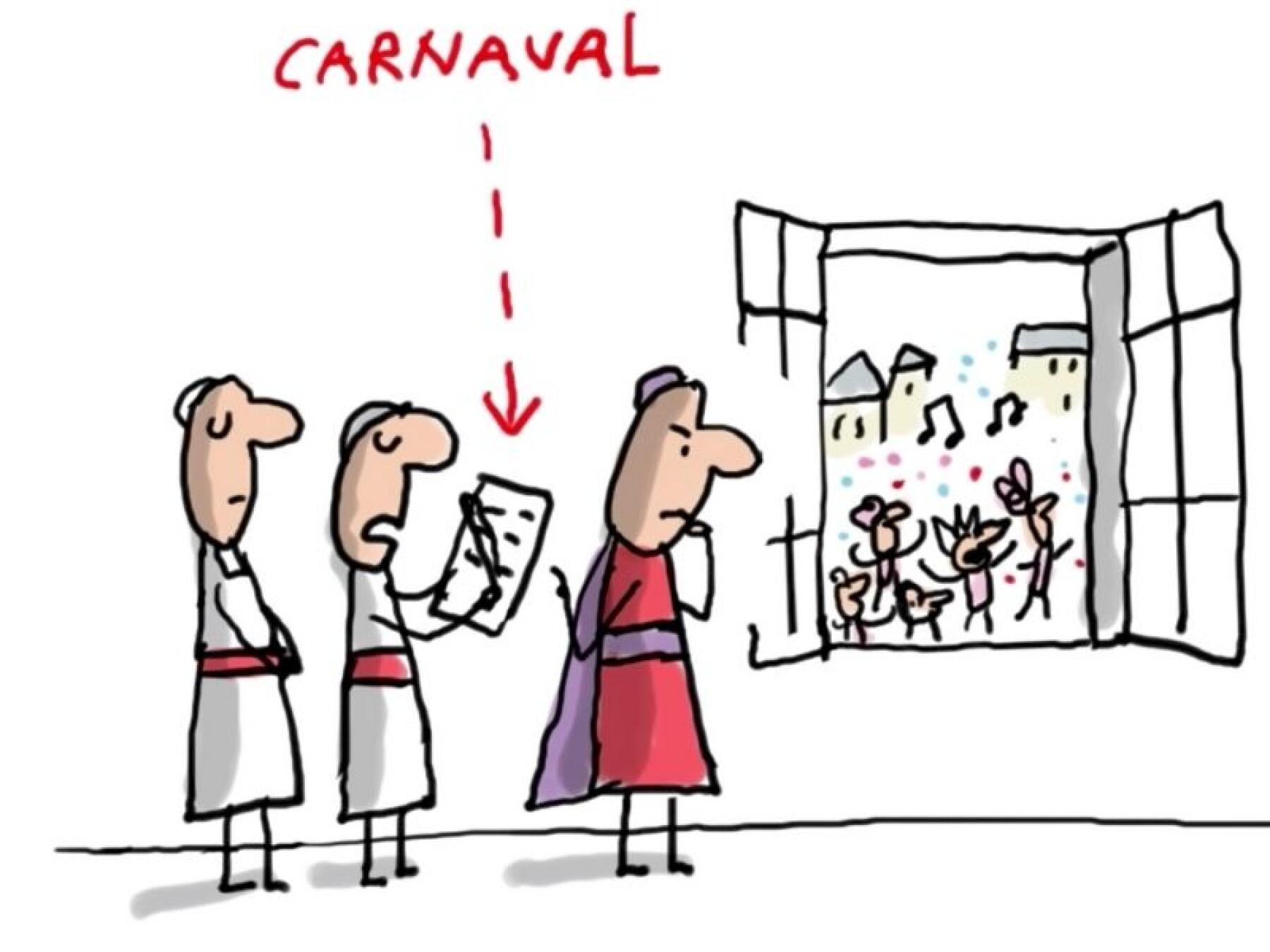 Qui a inventé le carnaval ?