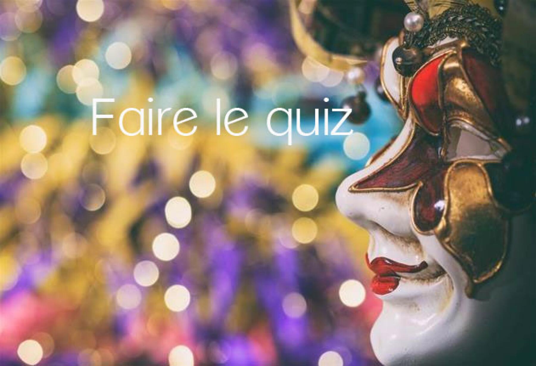 Que savez-vous du Carnaval?