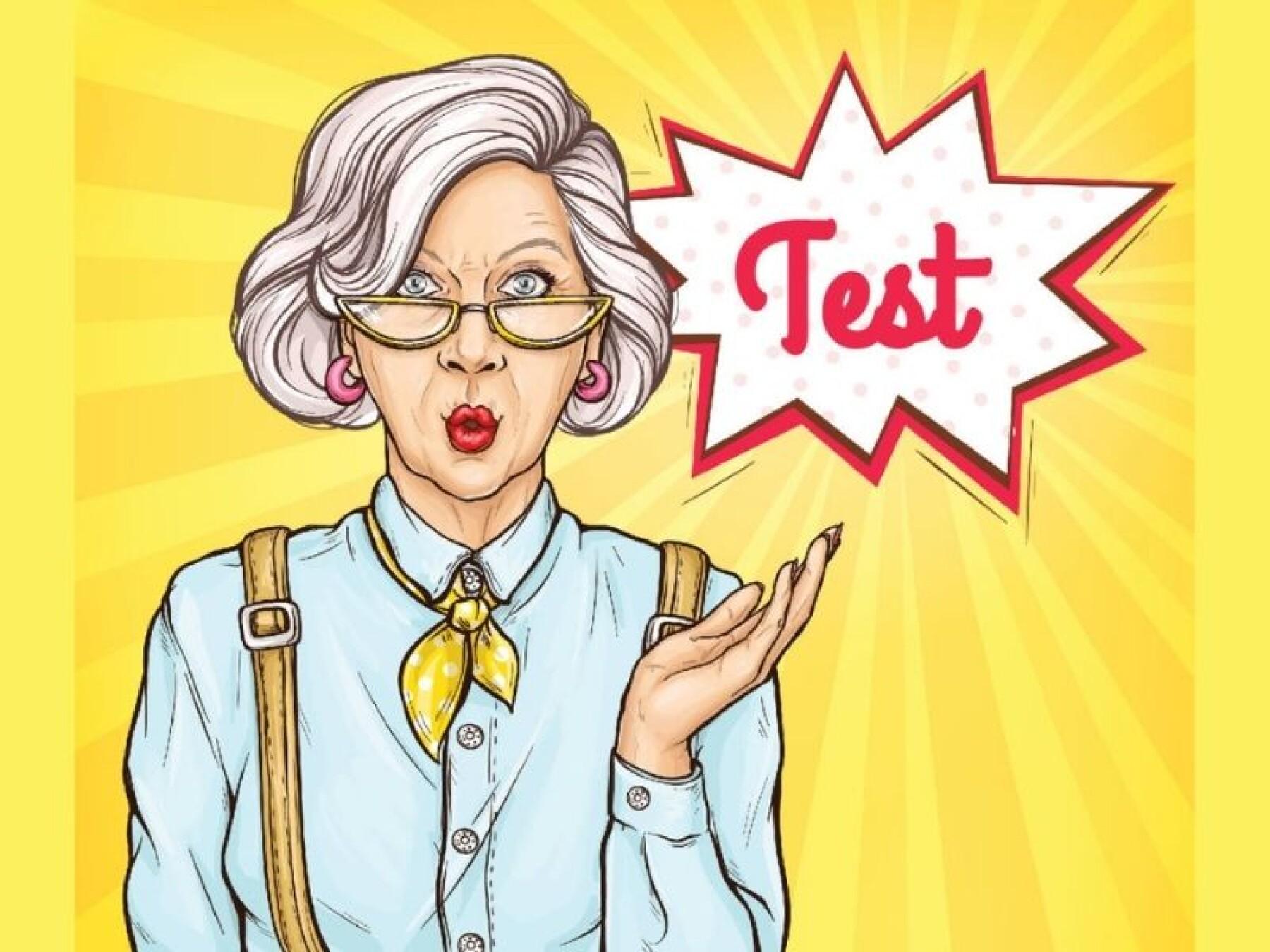 test mamie