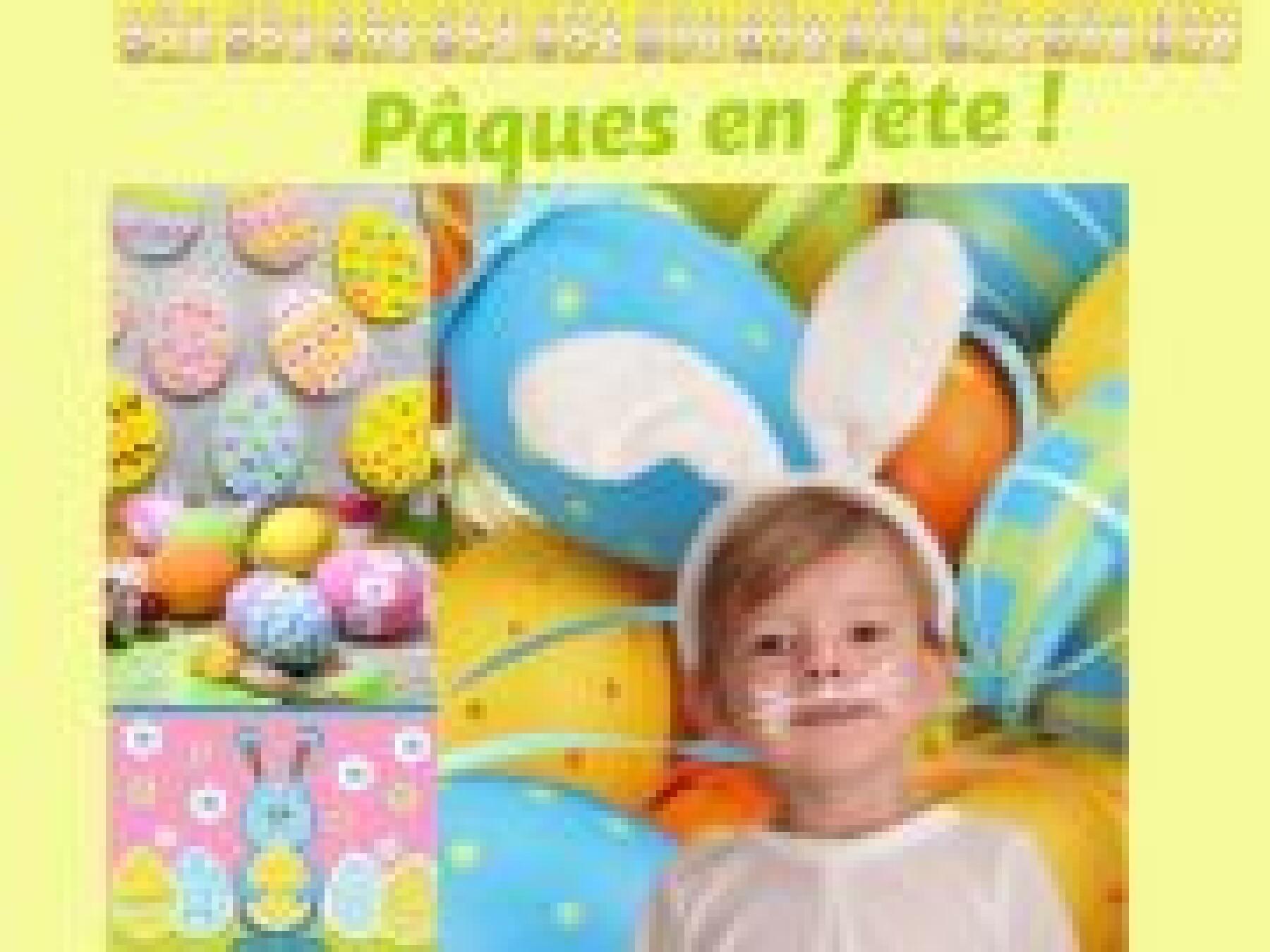 kit Pâques enfant