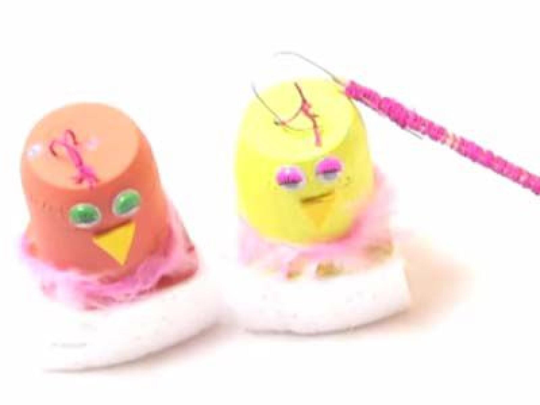 vidéo bricolage pêche aux canards
