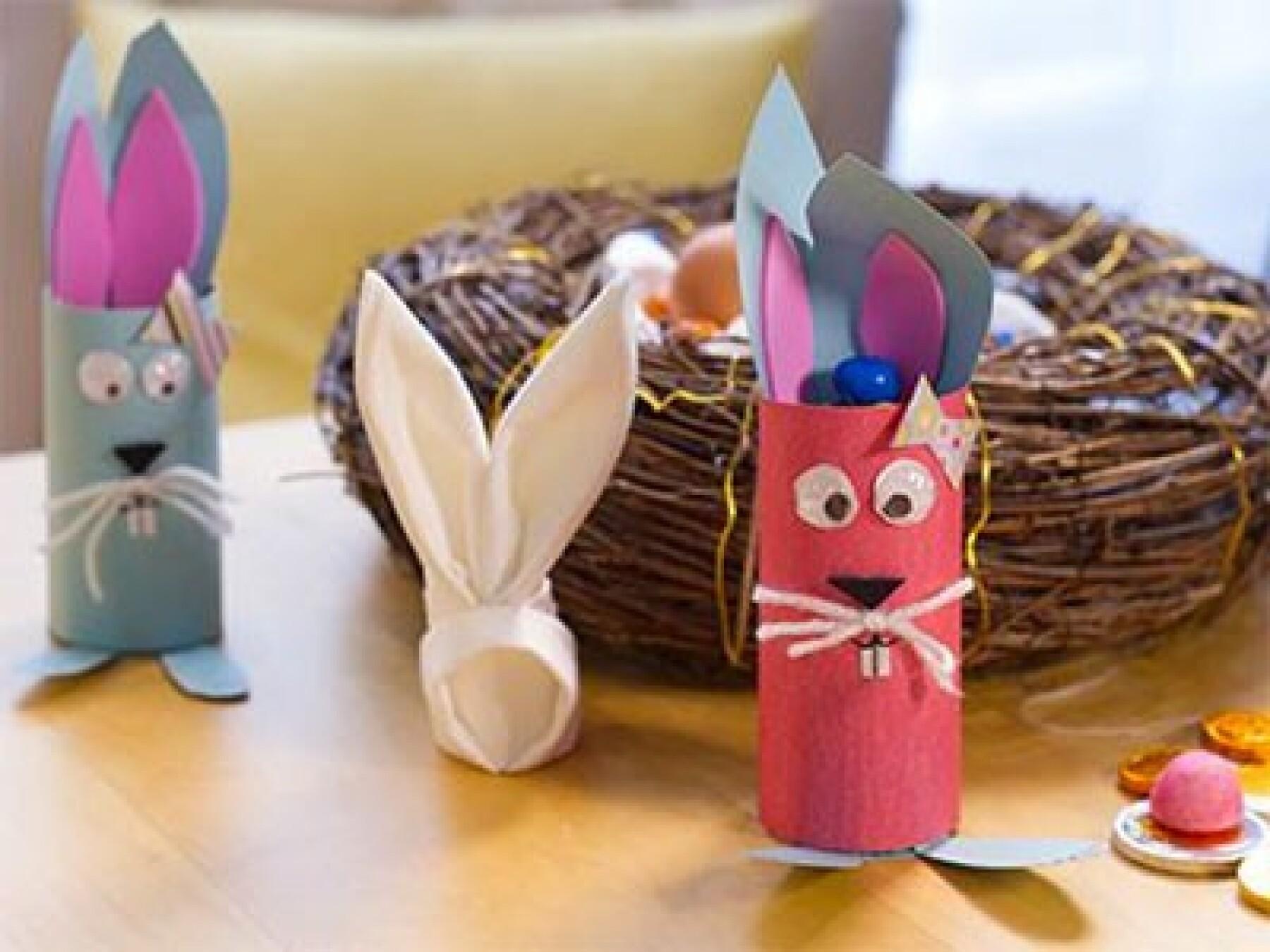 Le lapin de Pâques surprise
